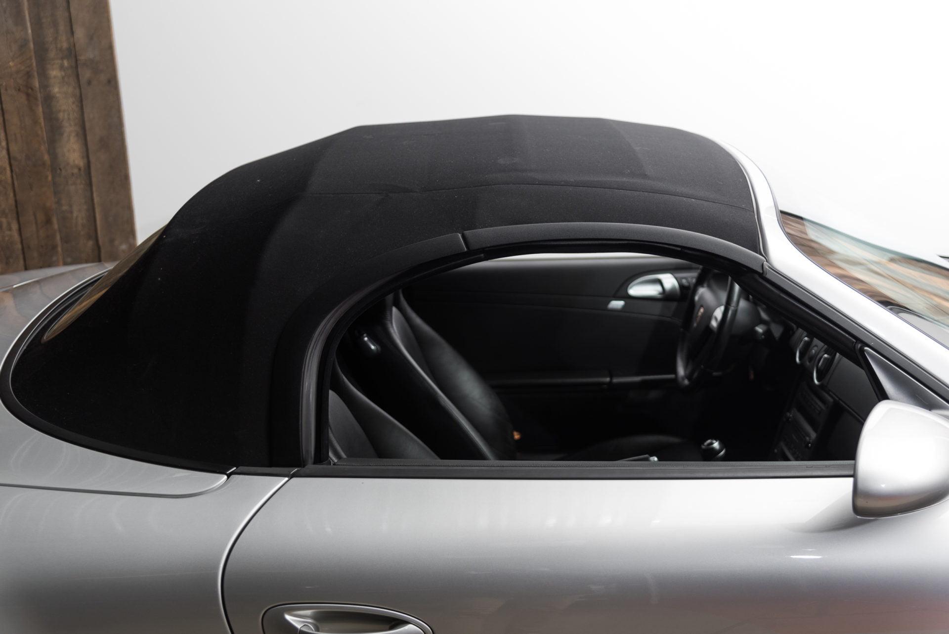 Porsche Boxster Zilver - 9
