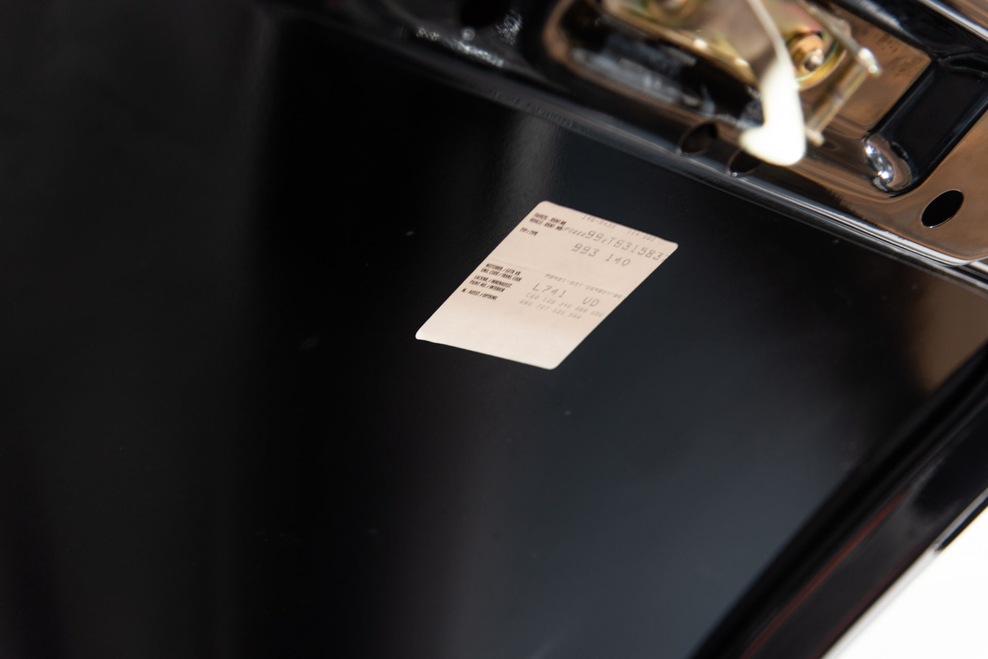 993 C4S ZWART - 8