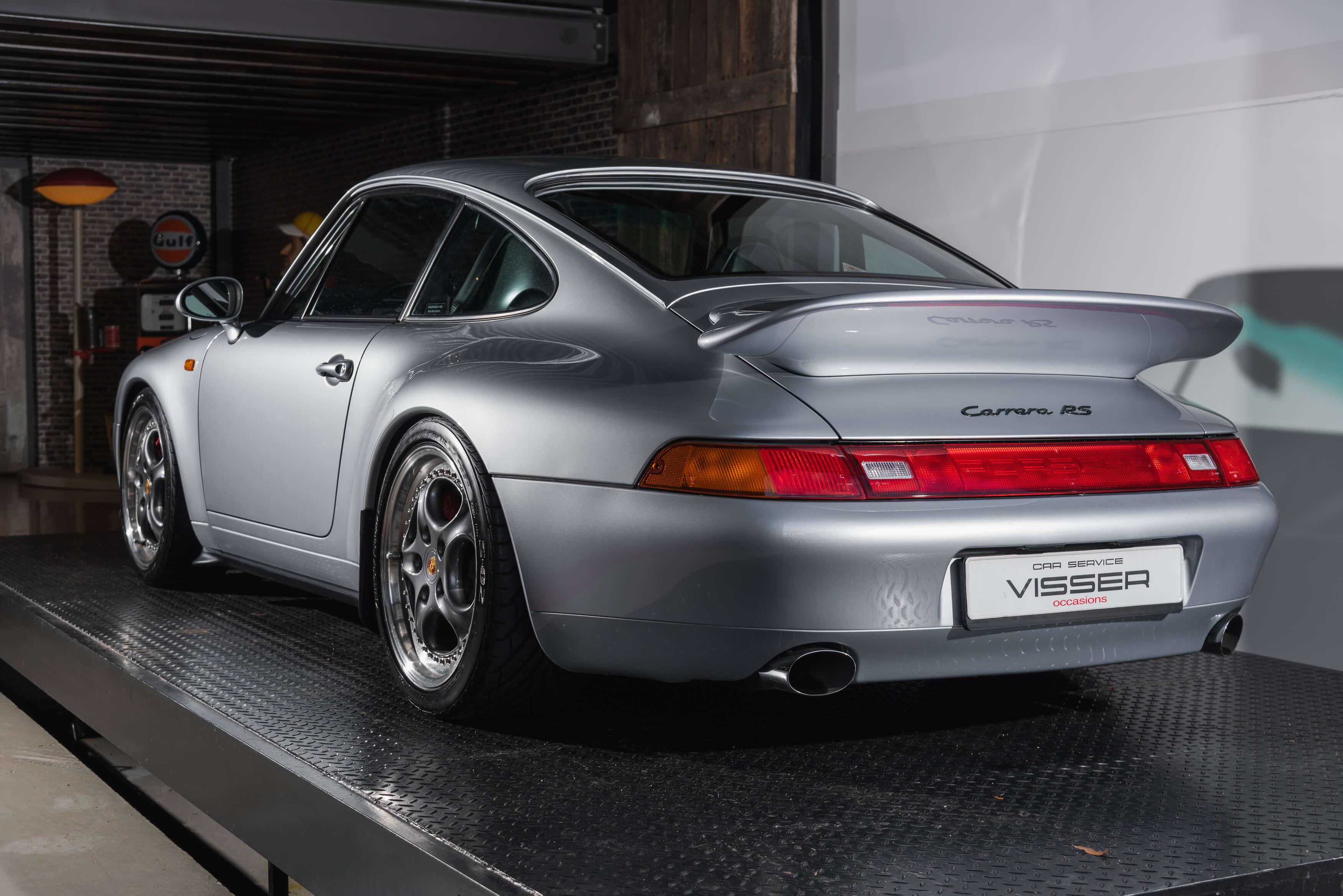 993 RS handgeschakeld Car Service Visser gespecialiseerd in Porsche - 10