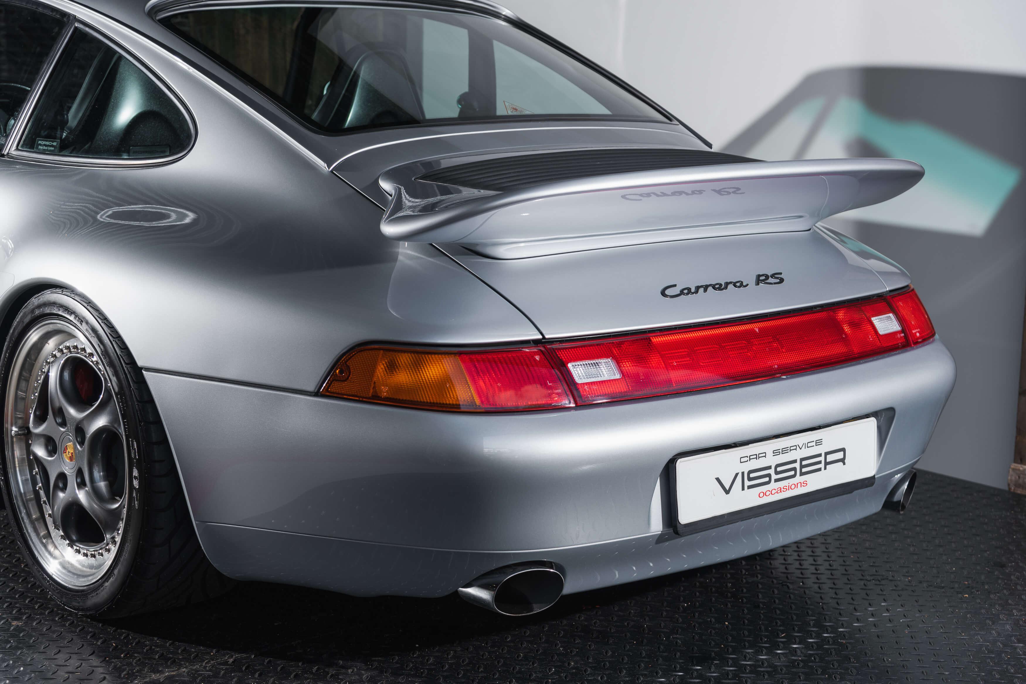 993 RS handgeschakeld Car Service Visser gespecialiseerd in Porsche - 11