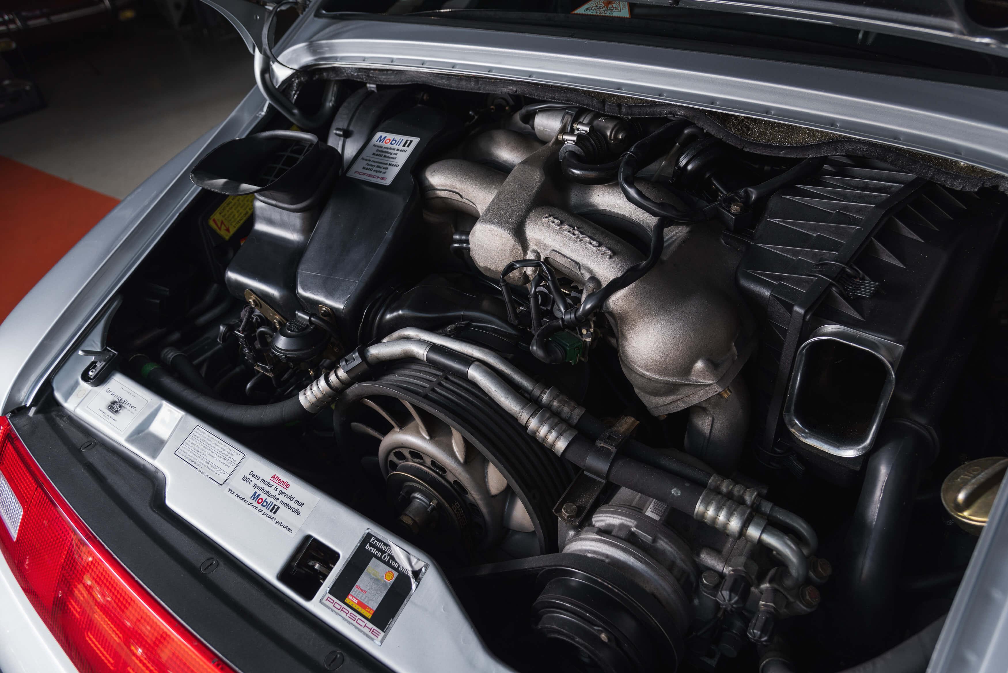 993 RS handgeschakeld Car Service Visser gespecialiseerd in Porsche - 14