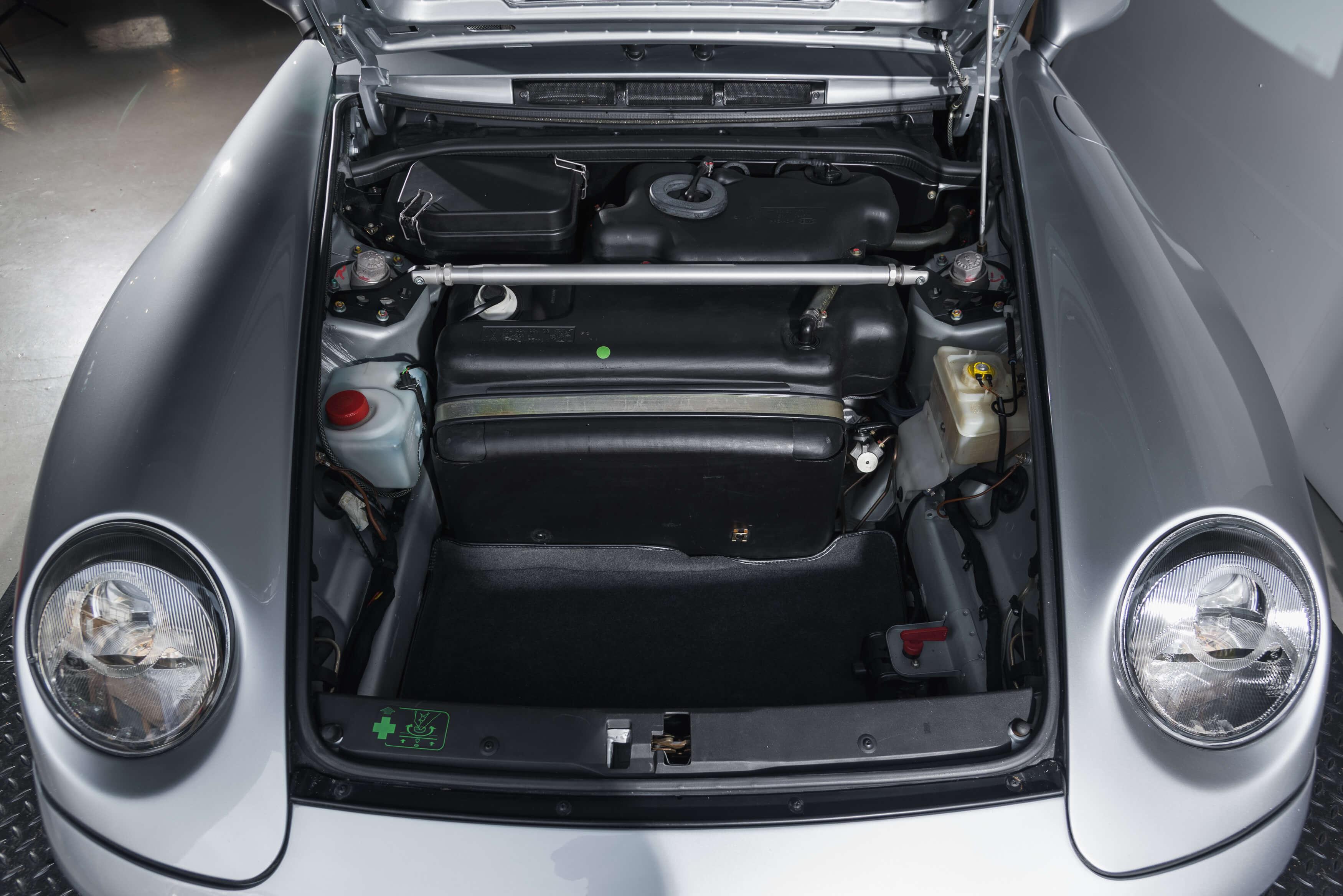 993 RS handgeschakeld Car Service Visser gespecialiseerd in Porsche - 15