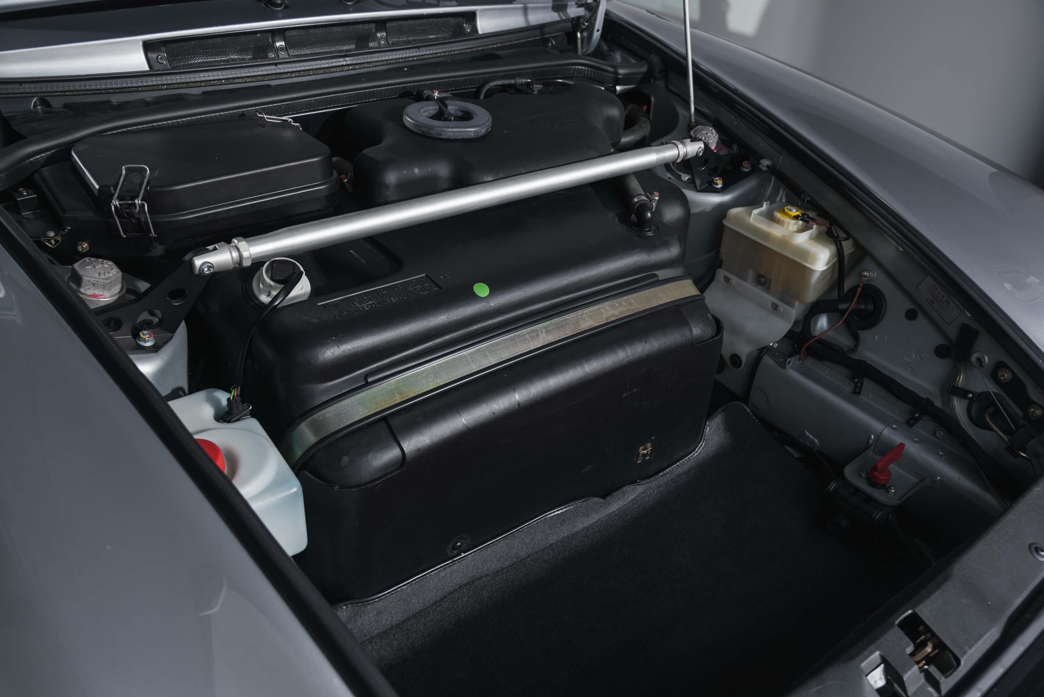993 RS handgeschakeld Car Service Visser gespecialiseerd in Porsche - 16