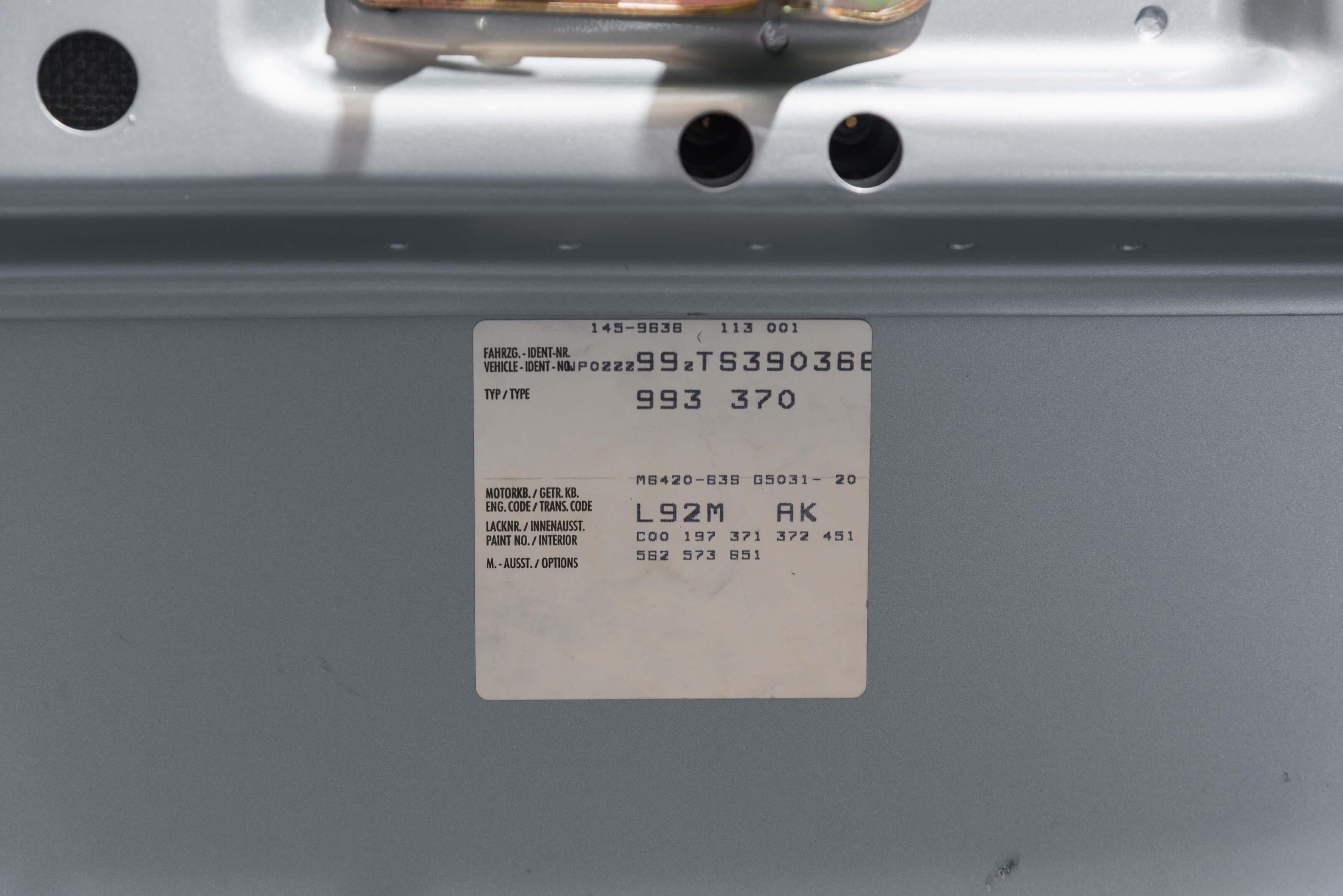 993 RS handgeschakeld Car Service Visser gespecialiseerd in Porsche - 18