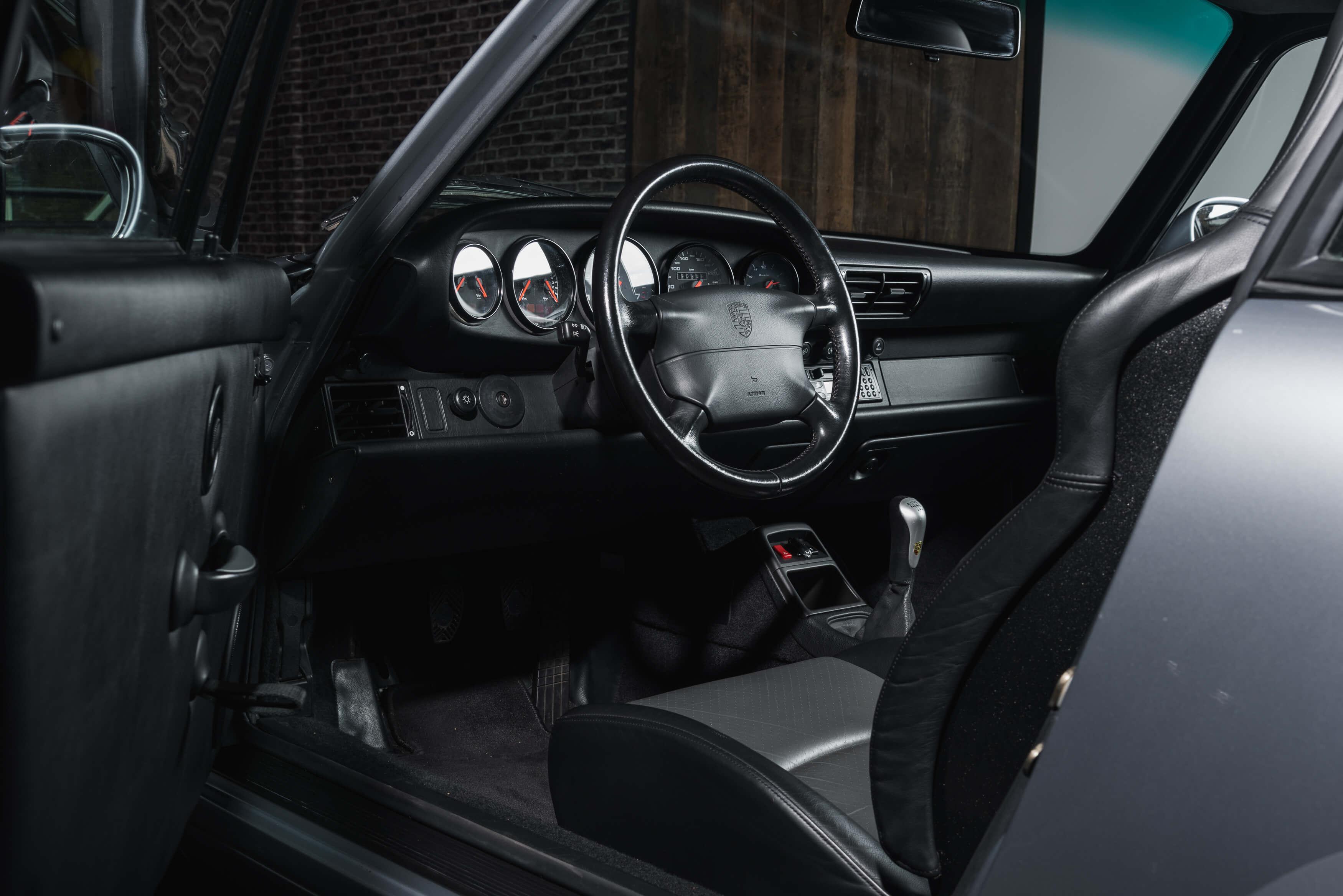 993 RS handgeschakeld Car Service Visser gespecialiseerd in Porsche - 19
