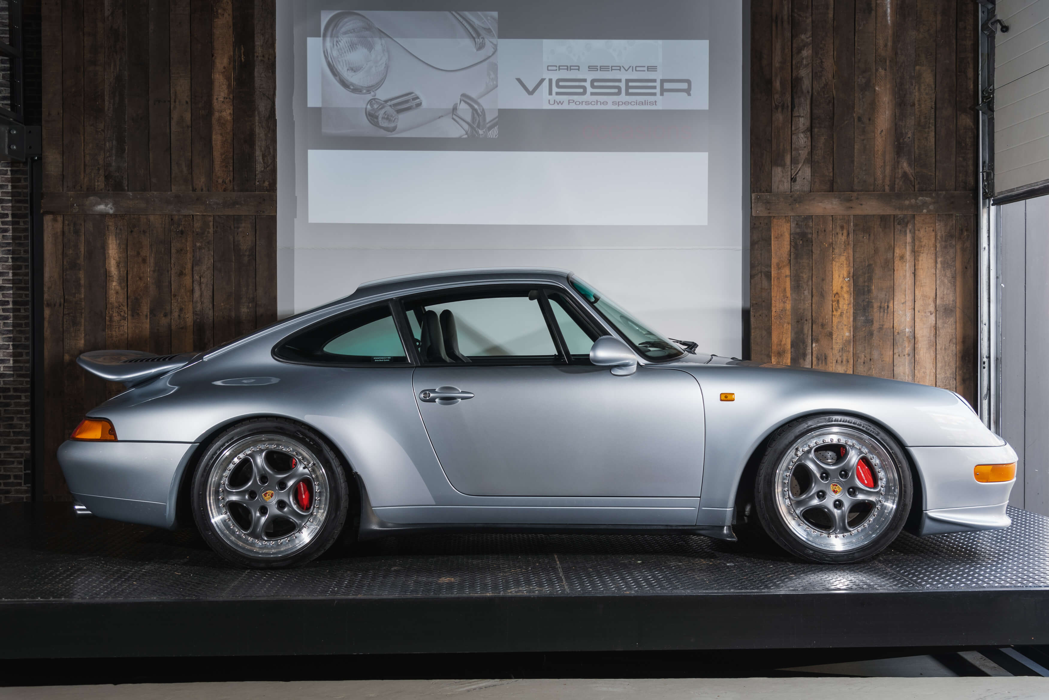 993 RS handgeschakeld Car Service Visser gespecialiseerd in Porsche - 2