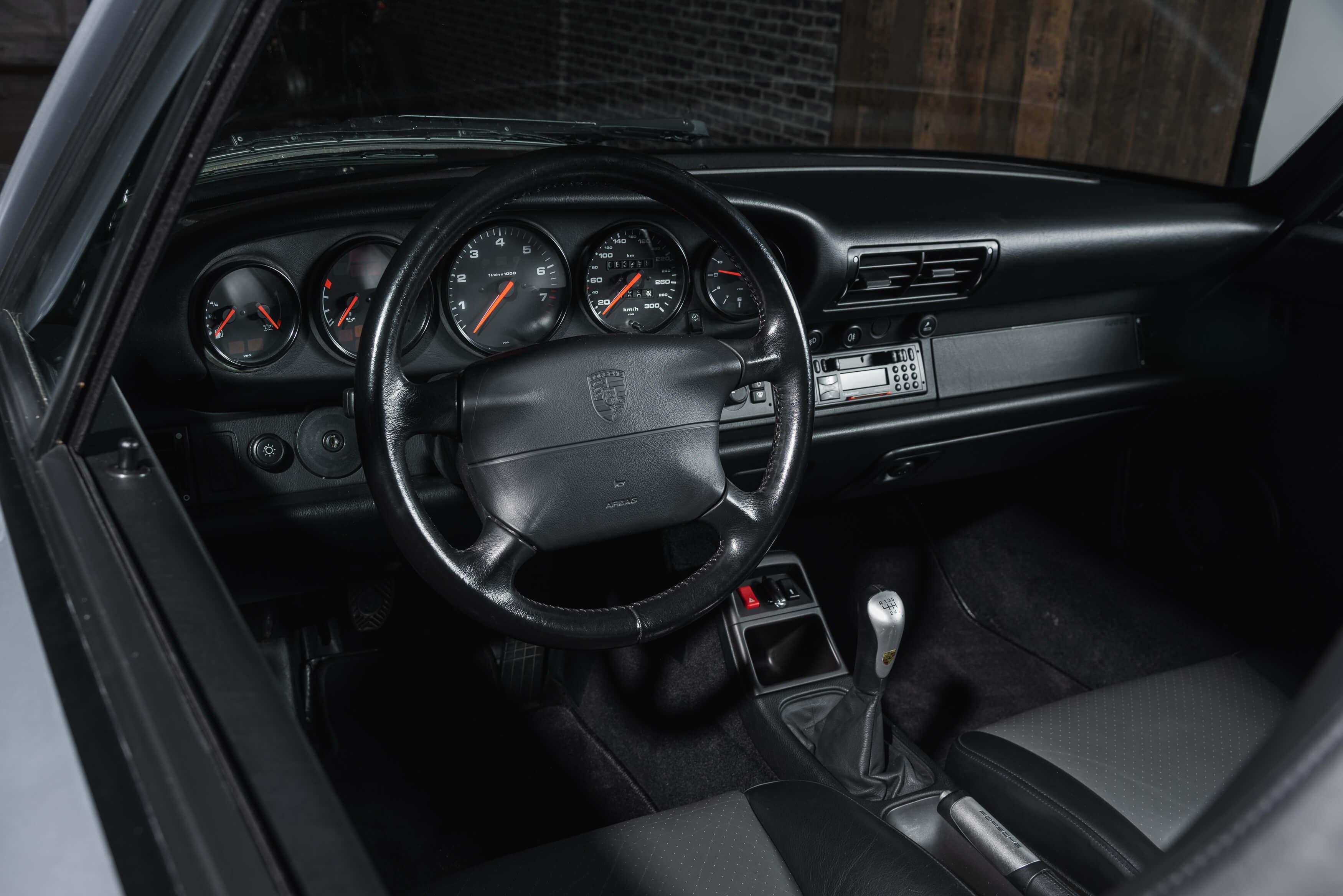 993 RS handgeschakeld Car Service Visser gespecialiseerd in Porsche - 20