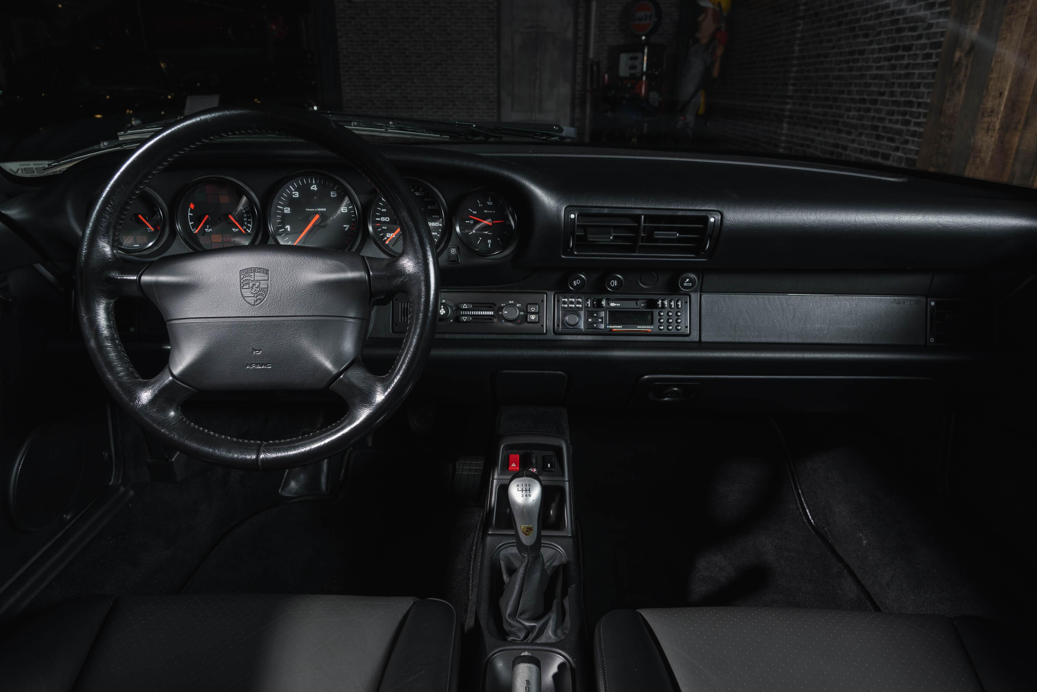 993 RS handgeschakeld Car Service Visser gespecialiseerd in Porsche - 21
