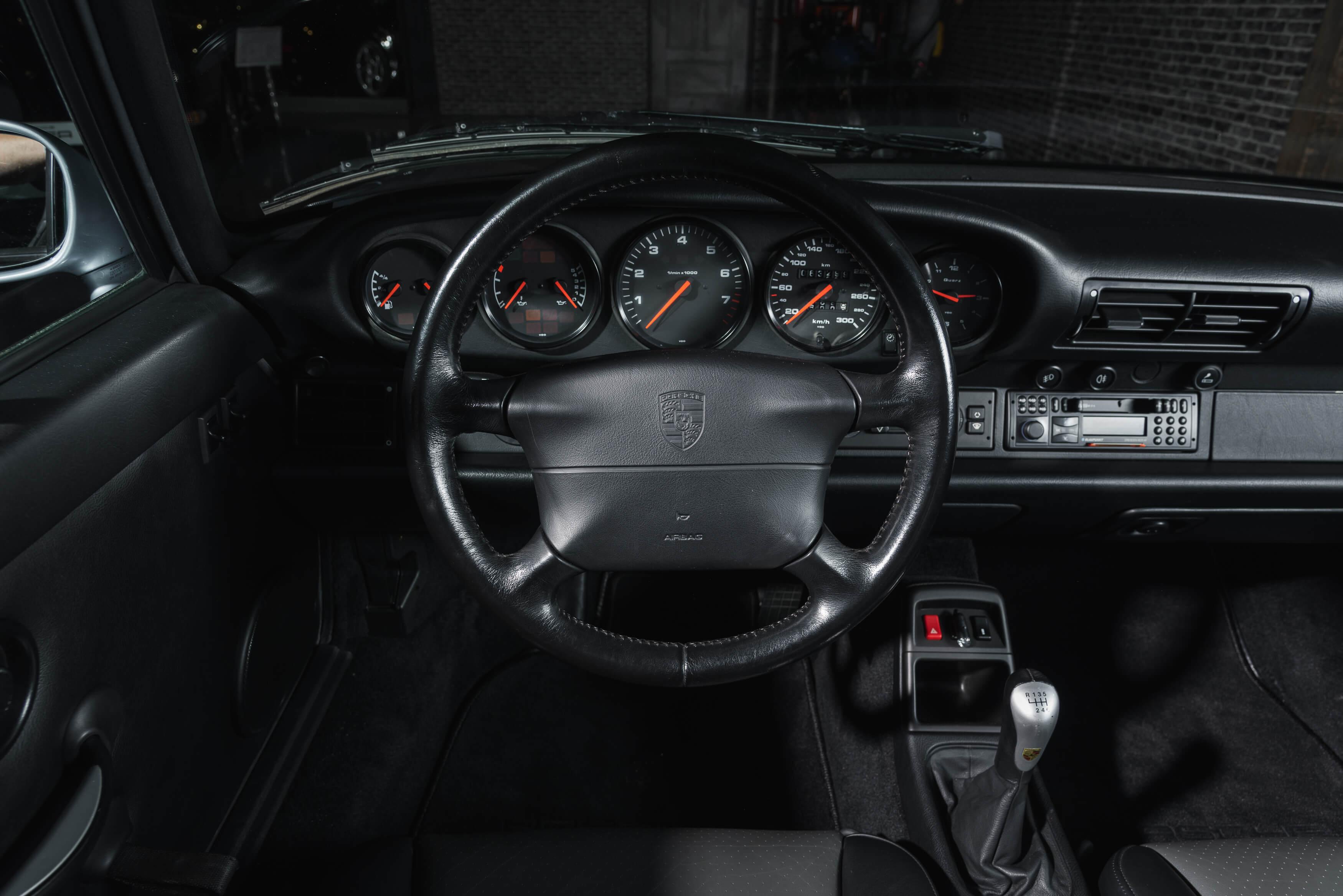 993 RS handgeschakeld Car Service Visser gespecialiseerd in Porsche - 22