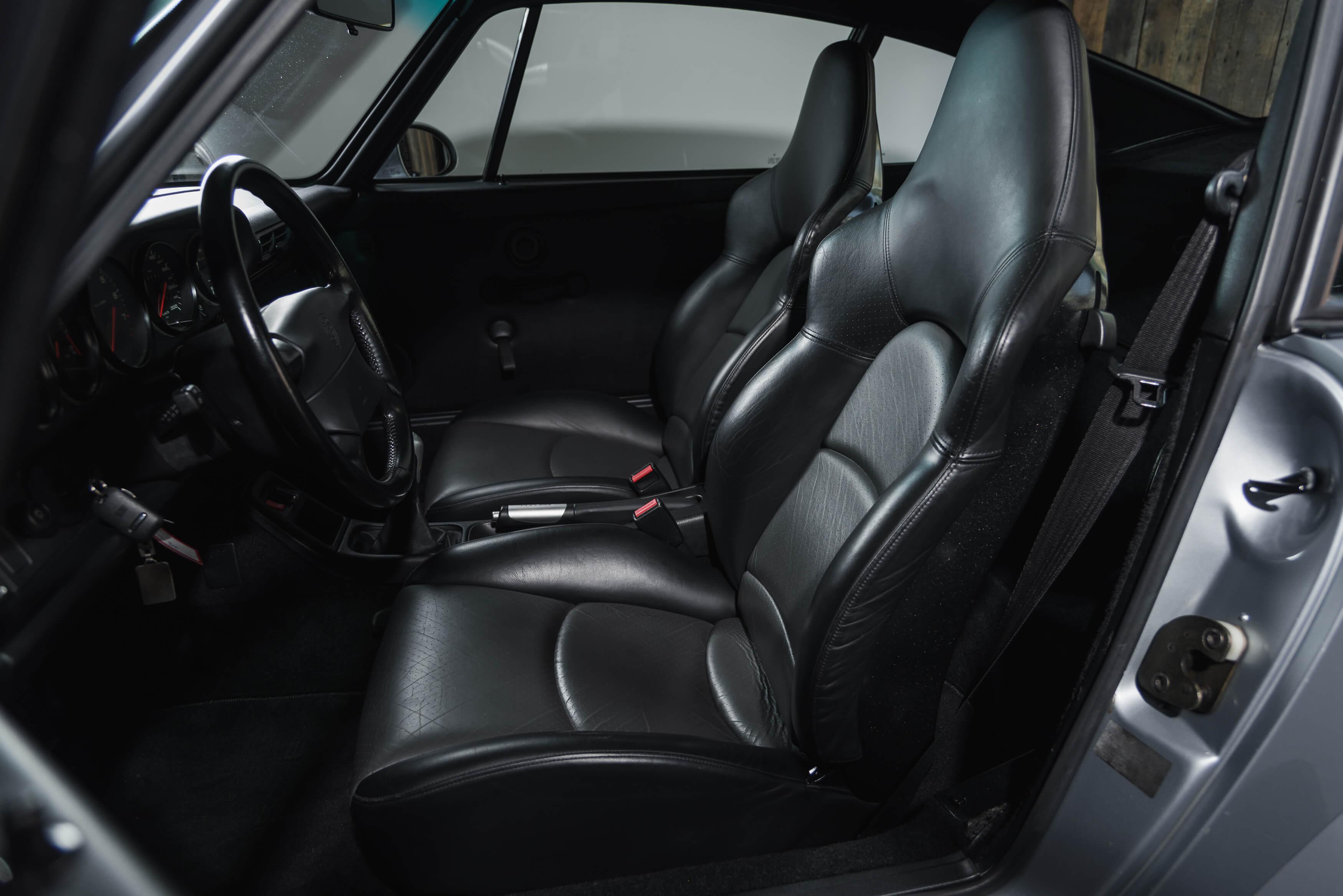 993 RS handgeschakeld Car Service Visser gespecialiseerd in Porsche - 24
