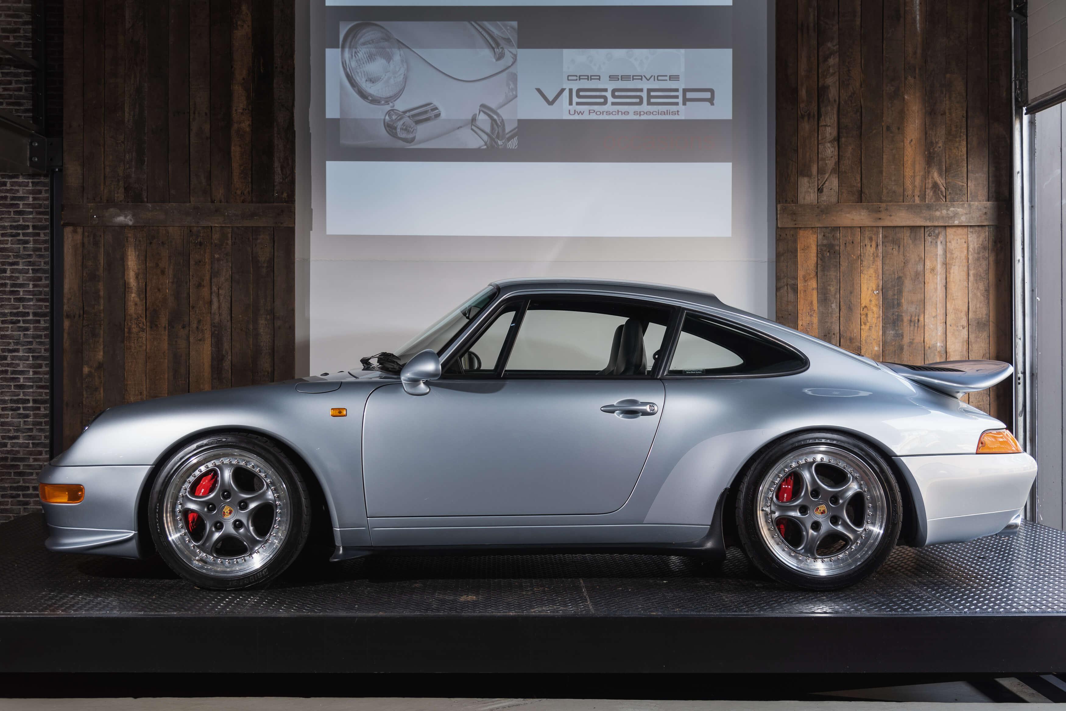 993 RS handgeschakeld Car Service Visser gespecialiseerd in Porsche - 3