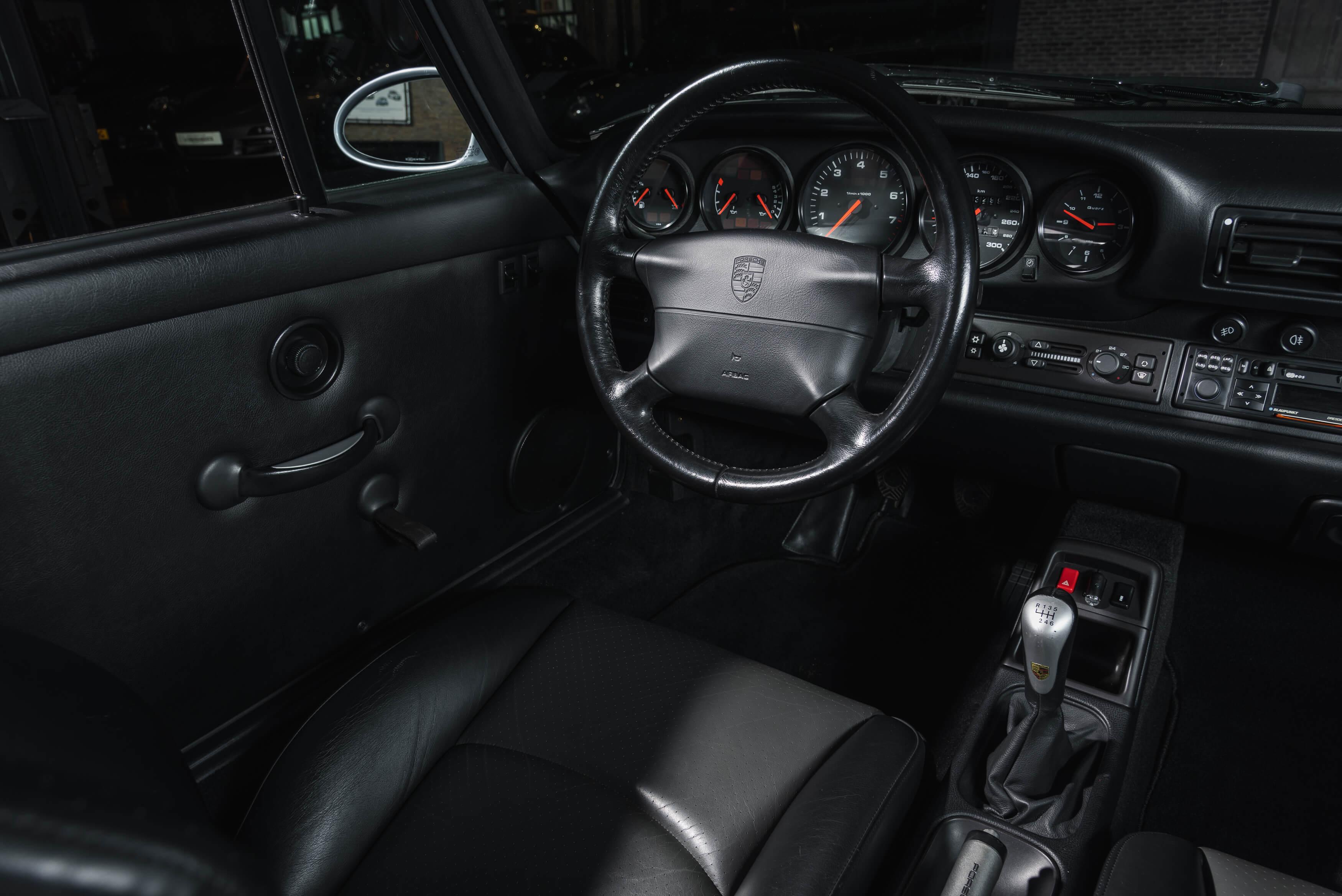 993 RS handgeschakeld Car Service Visser gespecialiseerd in Porsche - 32