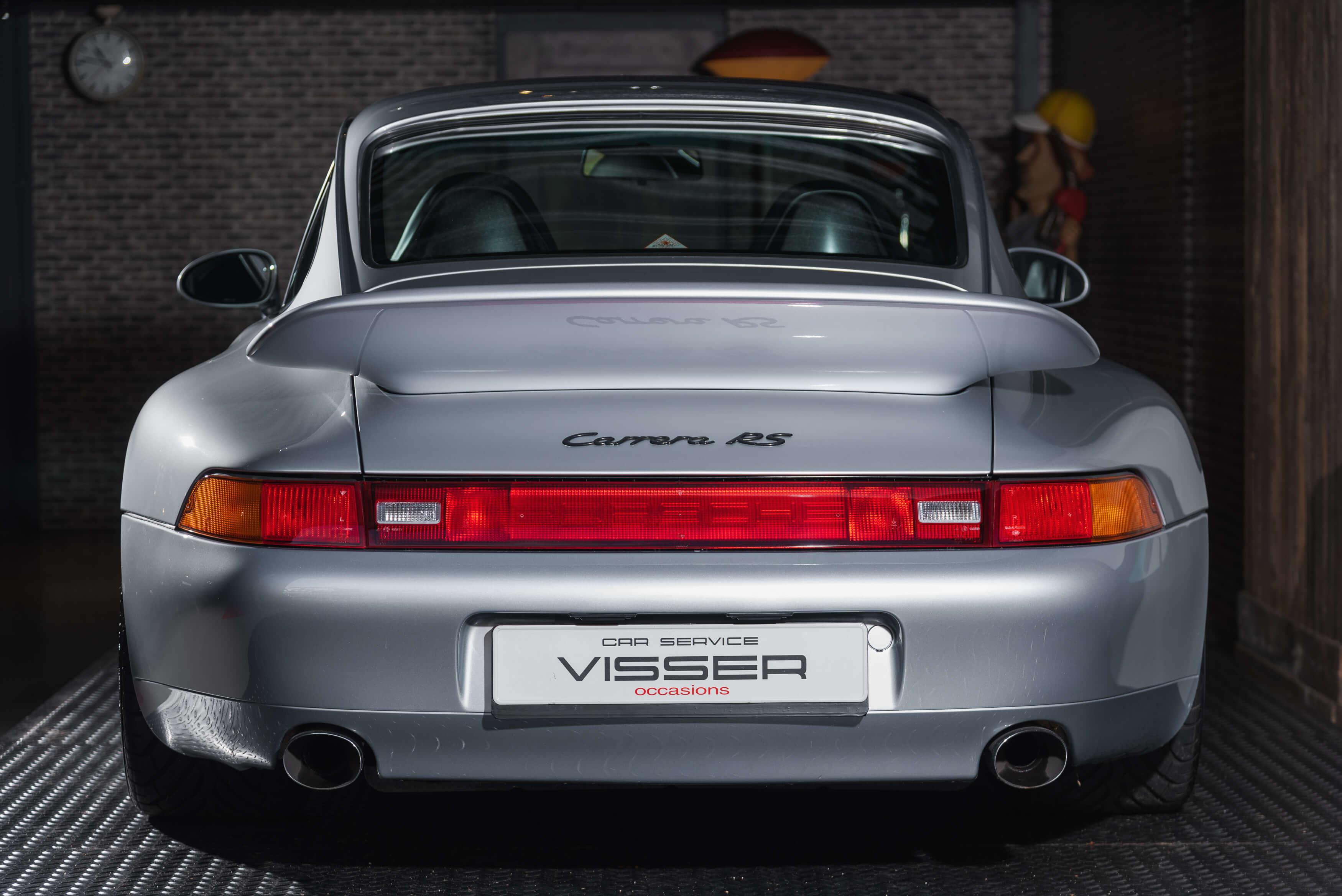 993 RS handgeschakeld Car Service Visser gespecialiseerd in Porsche - 4