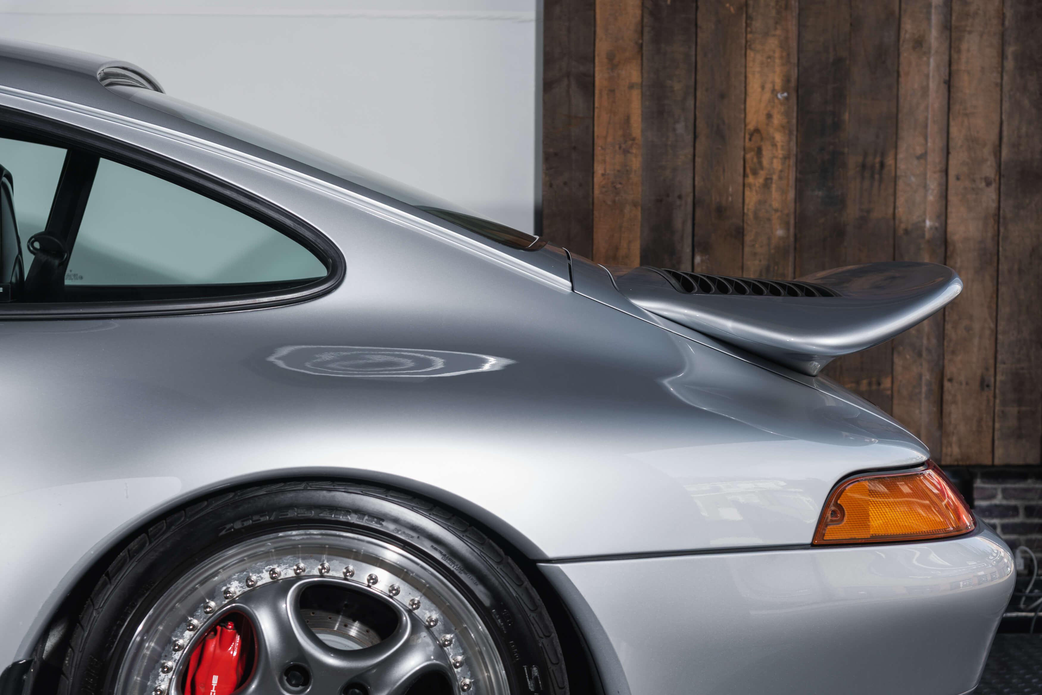 993 RS handgeschakeld Car Service Visser gespecialiseerd in Porsche - 5
