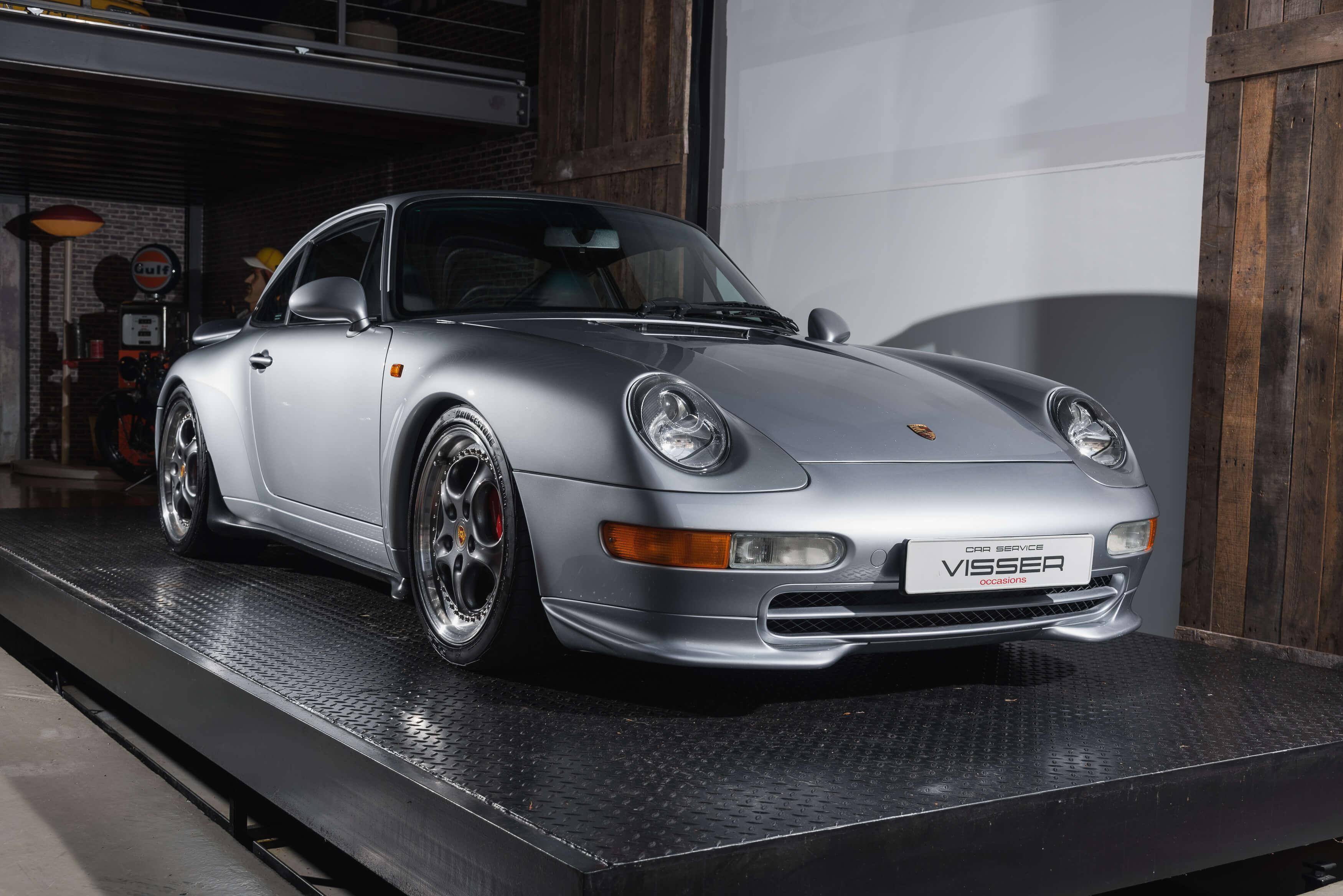 993 RS handgeschakeld Car Service Visser gespecialiseerd in Porsche - 6