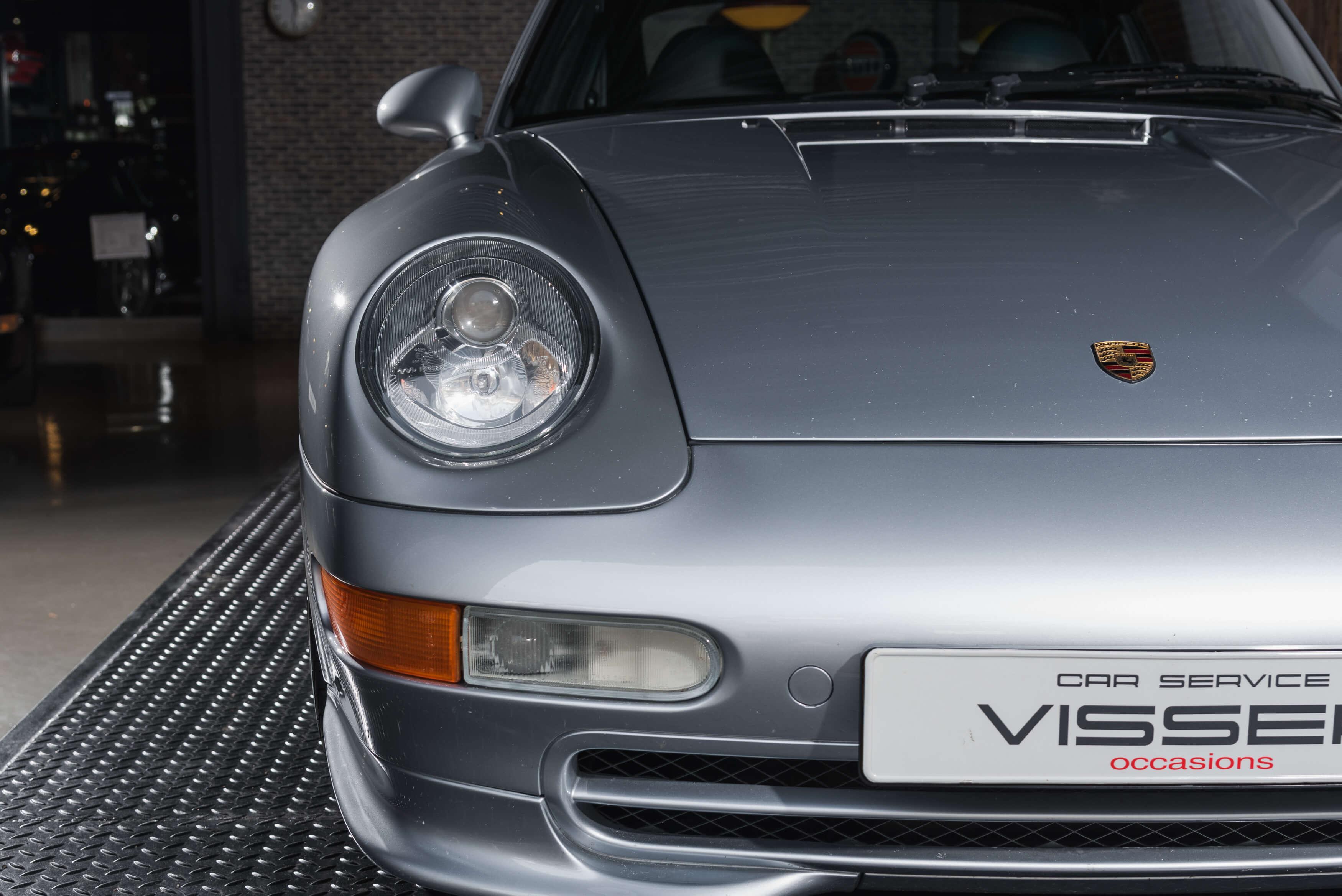 993 RS handgeschakeld Car Service Visser gespecialiseerd in Porsche - 7