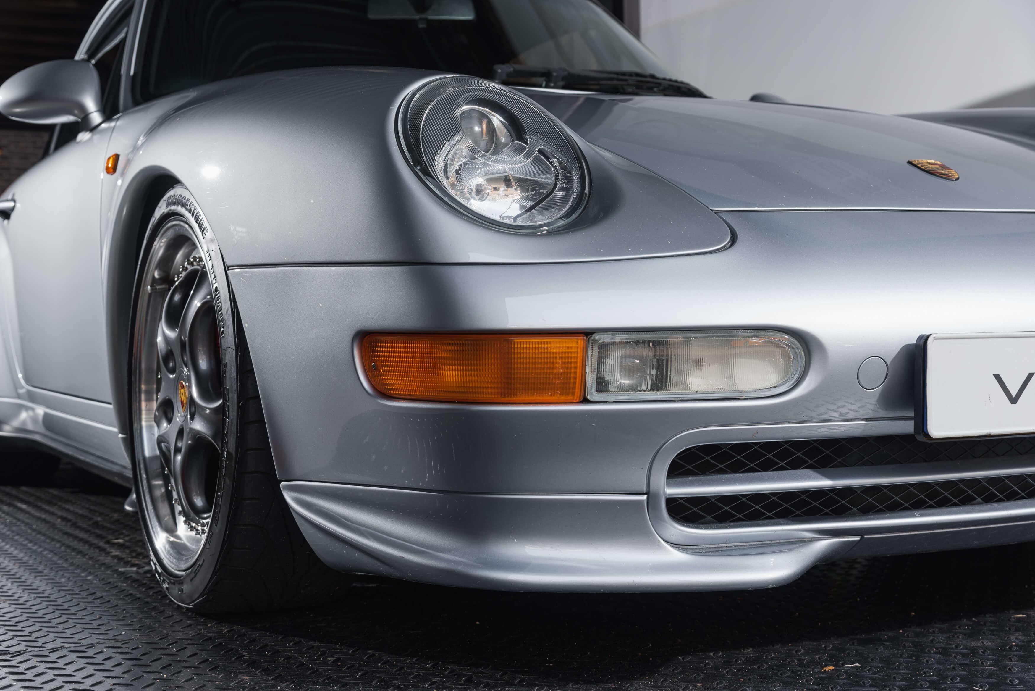 993 RS handgeschakeld Car Service Visser gespecialiseerd in Porsche - 8
