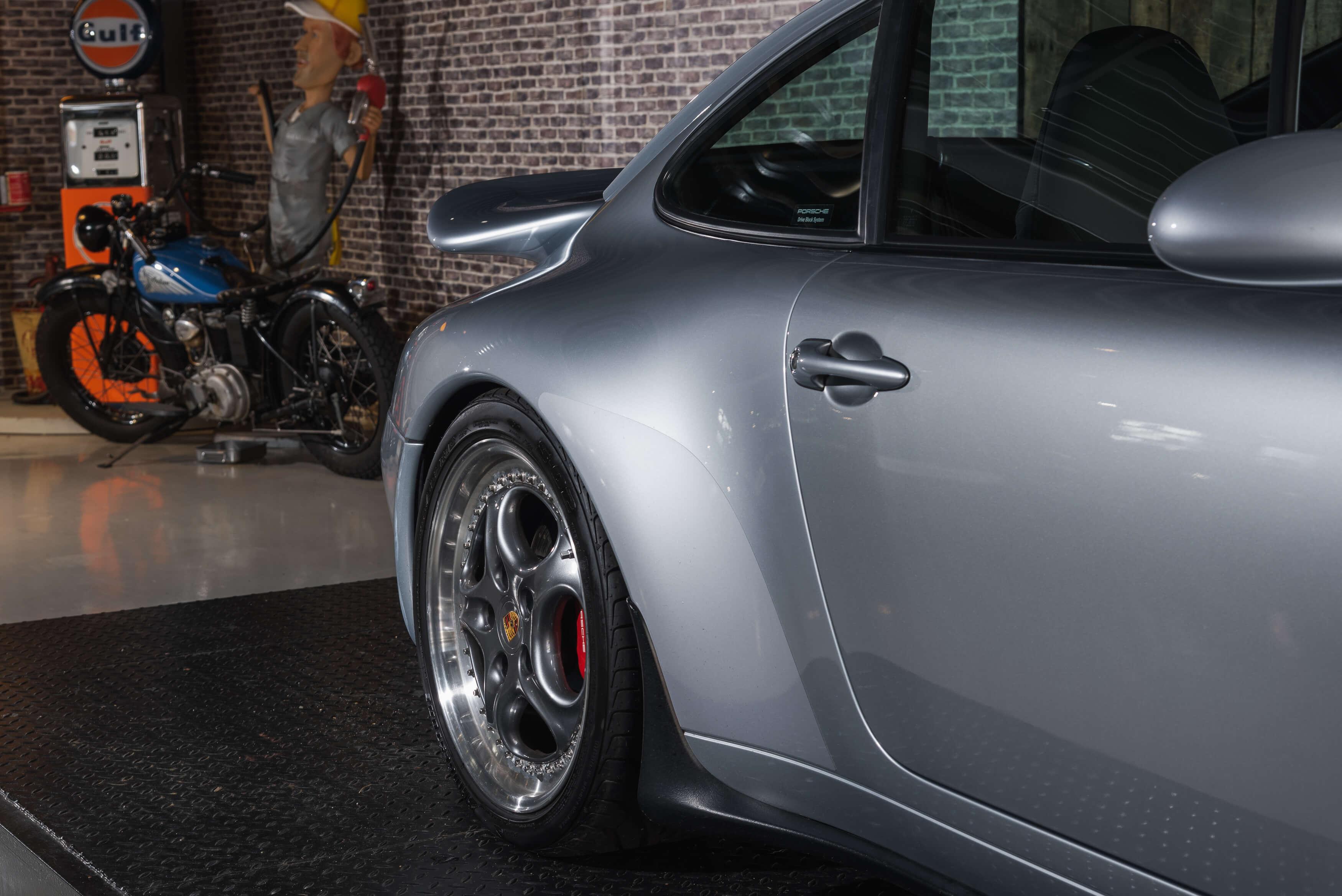 993 RS handgeschakeld Car Service Visser gespecialiseerd in Porsche - 9