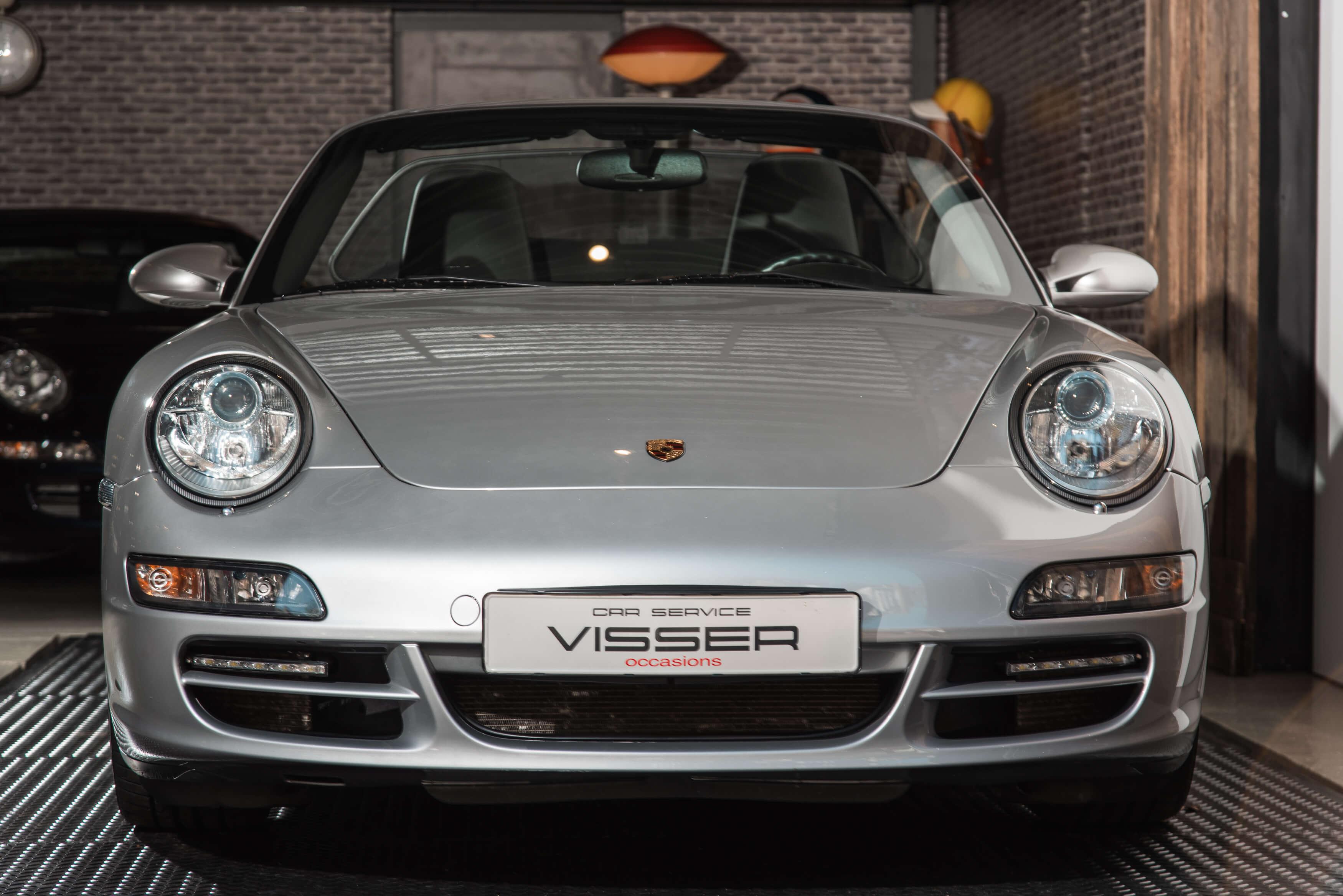Porsche 997 Carrera 2 automaat Car Service Visser gespecialiseerd in Porsche - 1