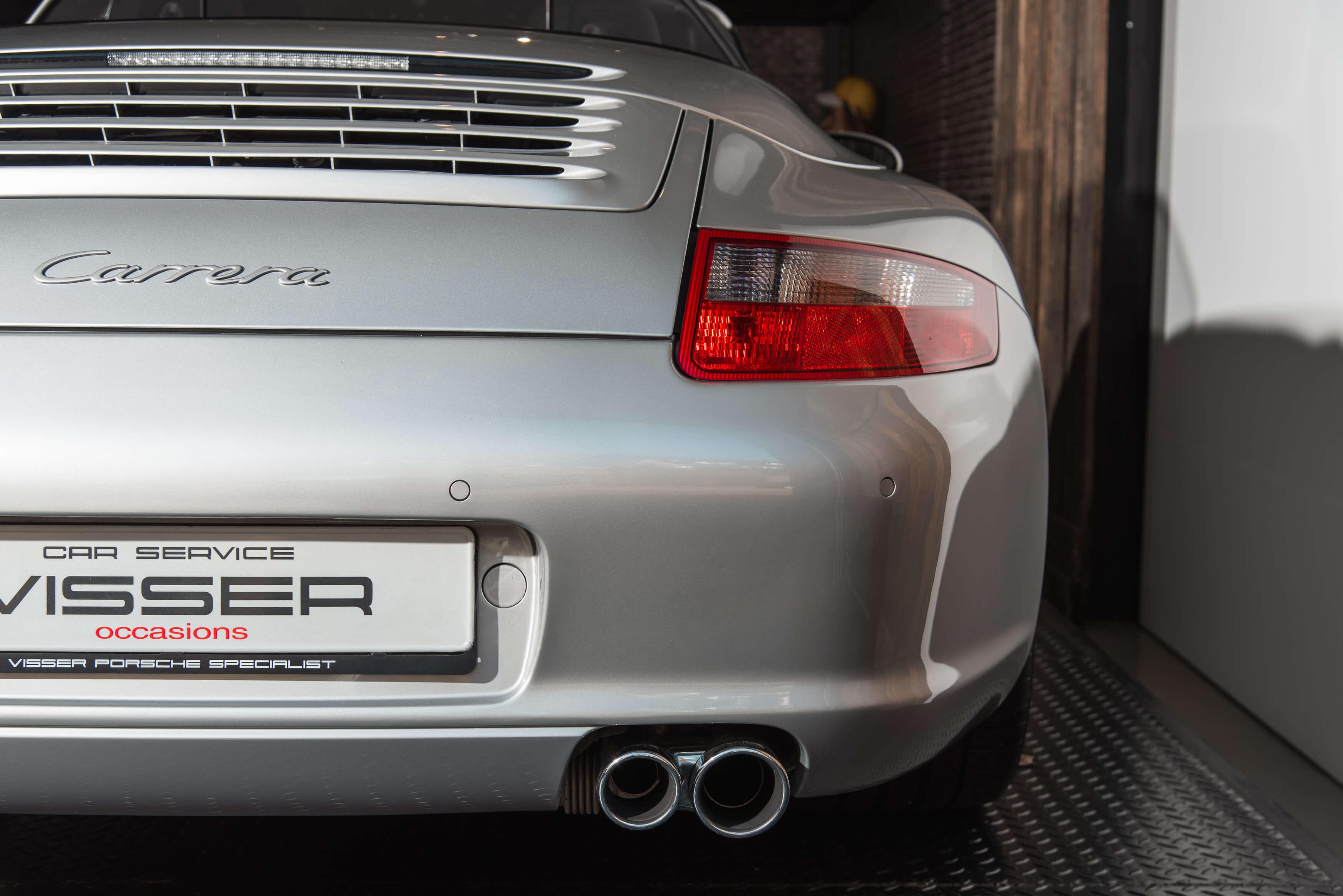 Porsche 997 Carrera 2 automaat Car Service Visser gespecialiseerd in Porsche - 12