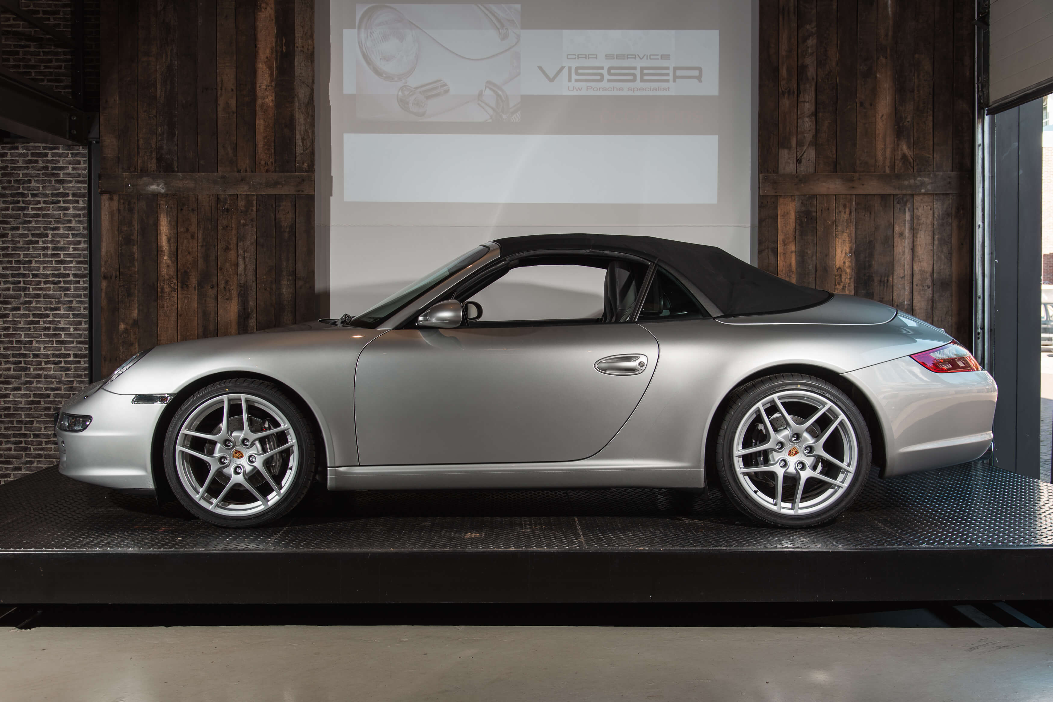 Porsche 997 Carrera 2 automaat Car Service Visser gespecialiseerd in Porsche - 3