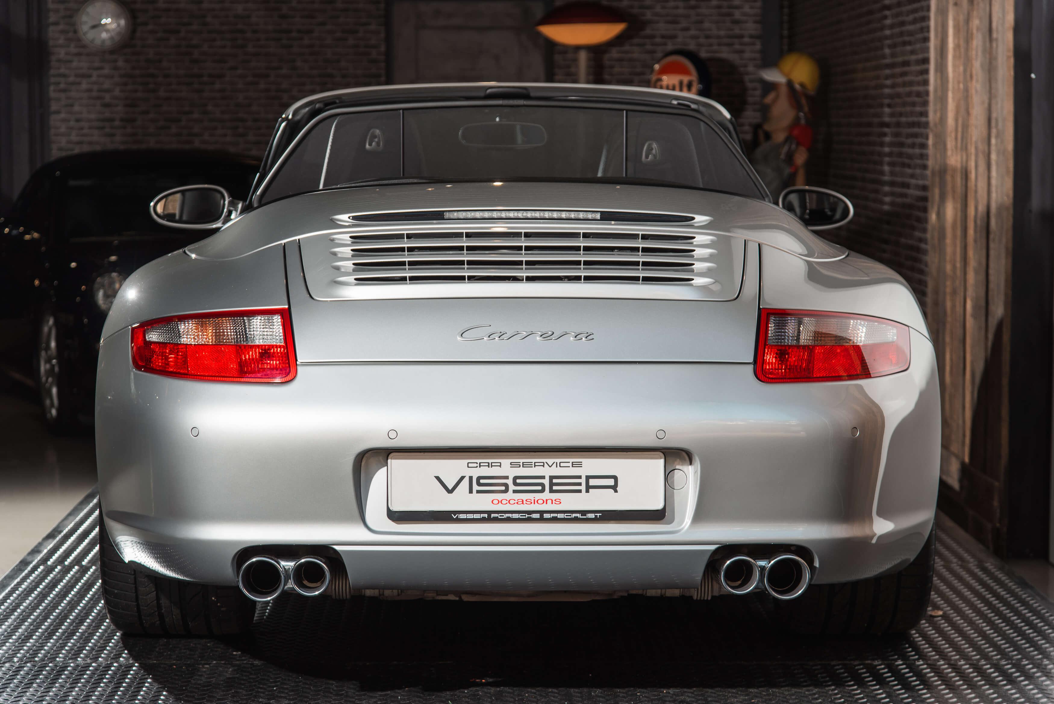 Porsche 997 Carrera 2 automaat Car Service Visser gespecialiseerd in Porsche - 5
