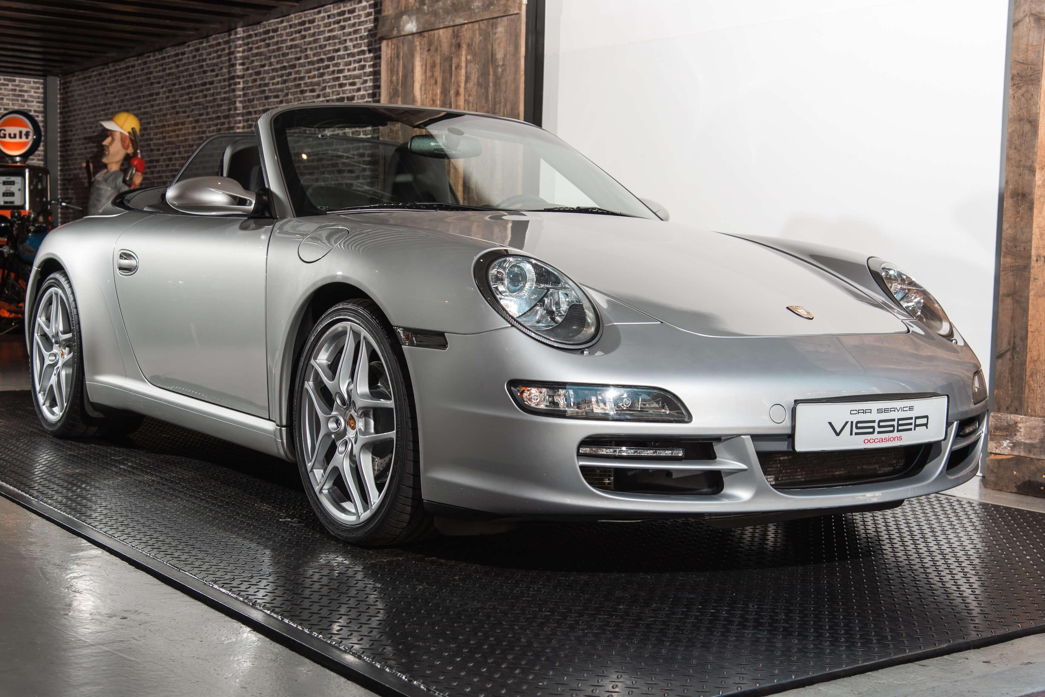 Porsche 997 Carrera 2 automaat Car Service Visser gespecialiseerd in Porsche - 7