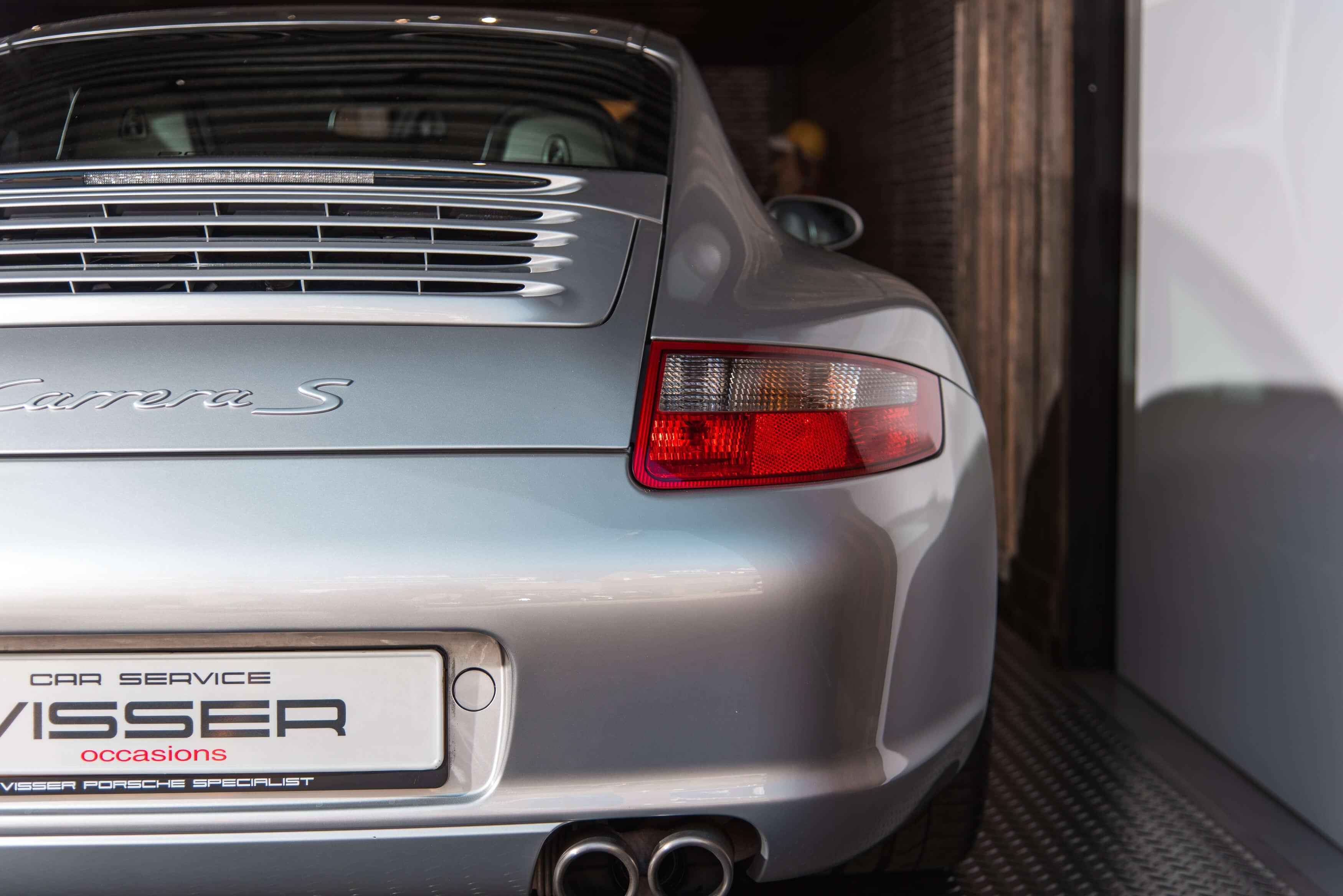 Porsche 997 Carrera S handgeschakeld Car Service Visser gespecialiseerd in Porsche - 12