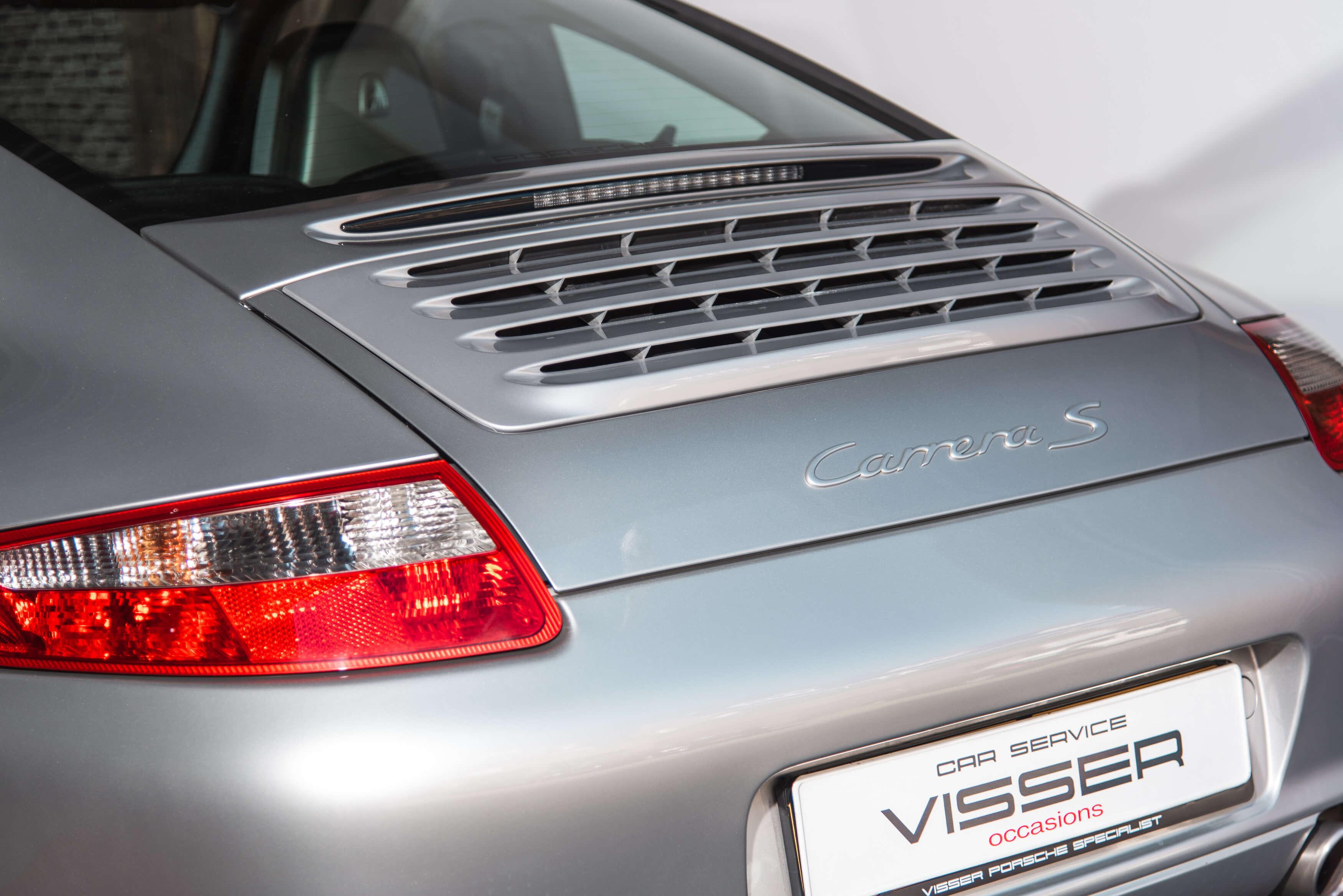 Porsche 997 Carrera S handgeschakeld Car Service Visser gespecialiseerd in Porsche - 13