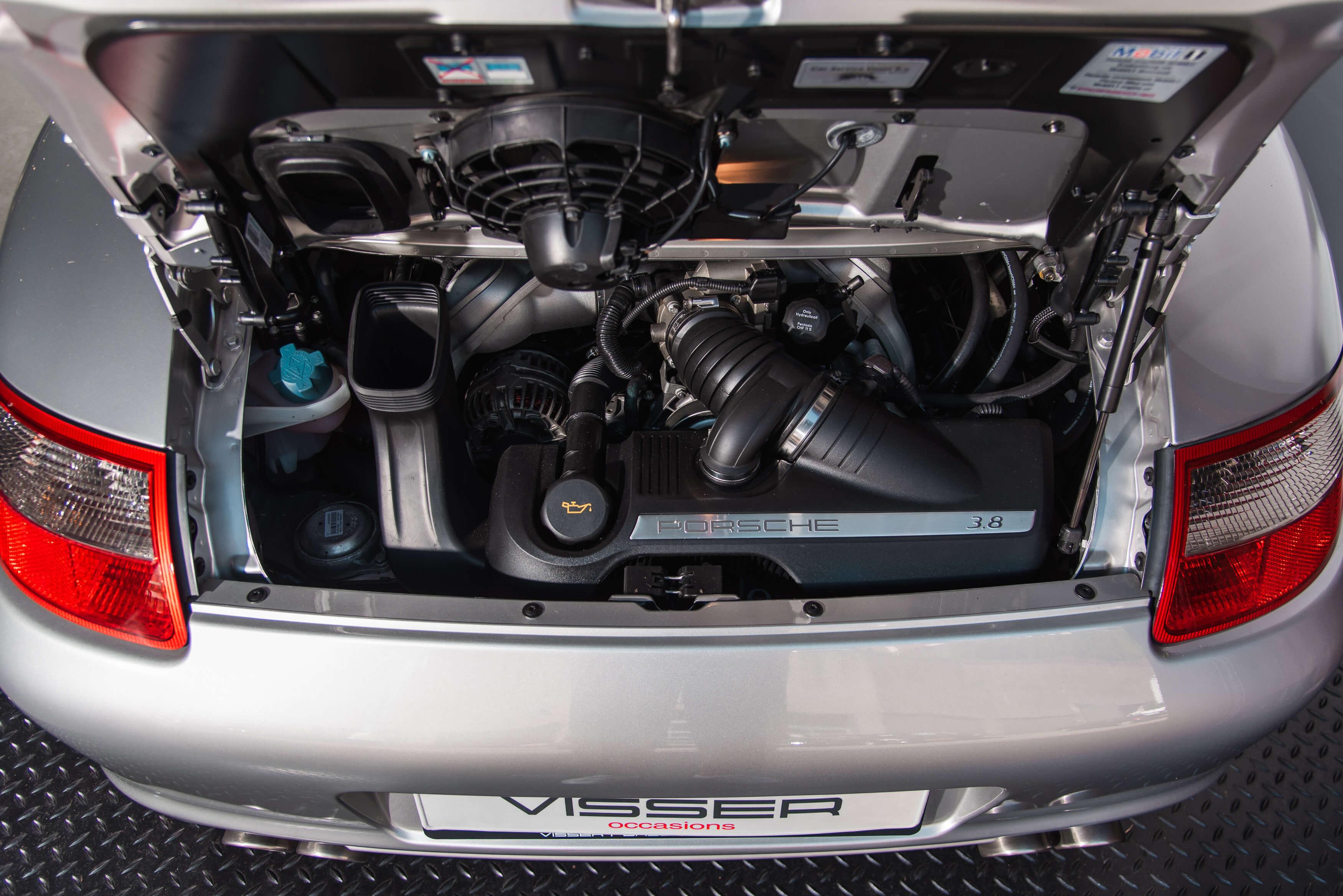 Porsche 997 Carrera S handgeschakeld Car Service Visser gespecialiseerd in Porsche - 14