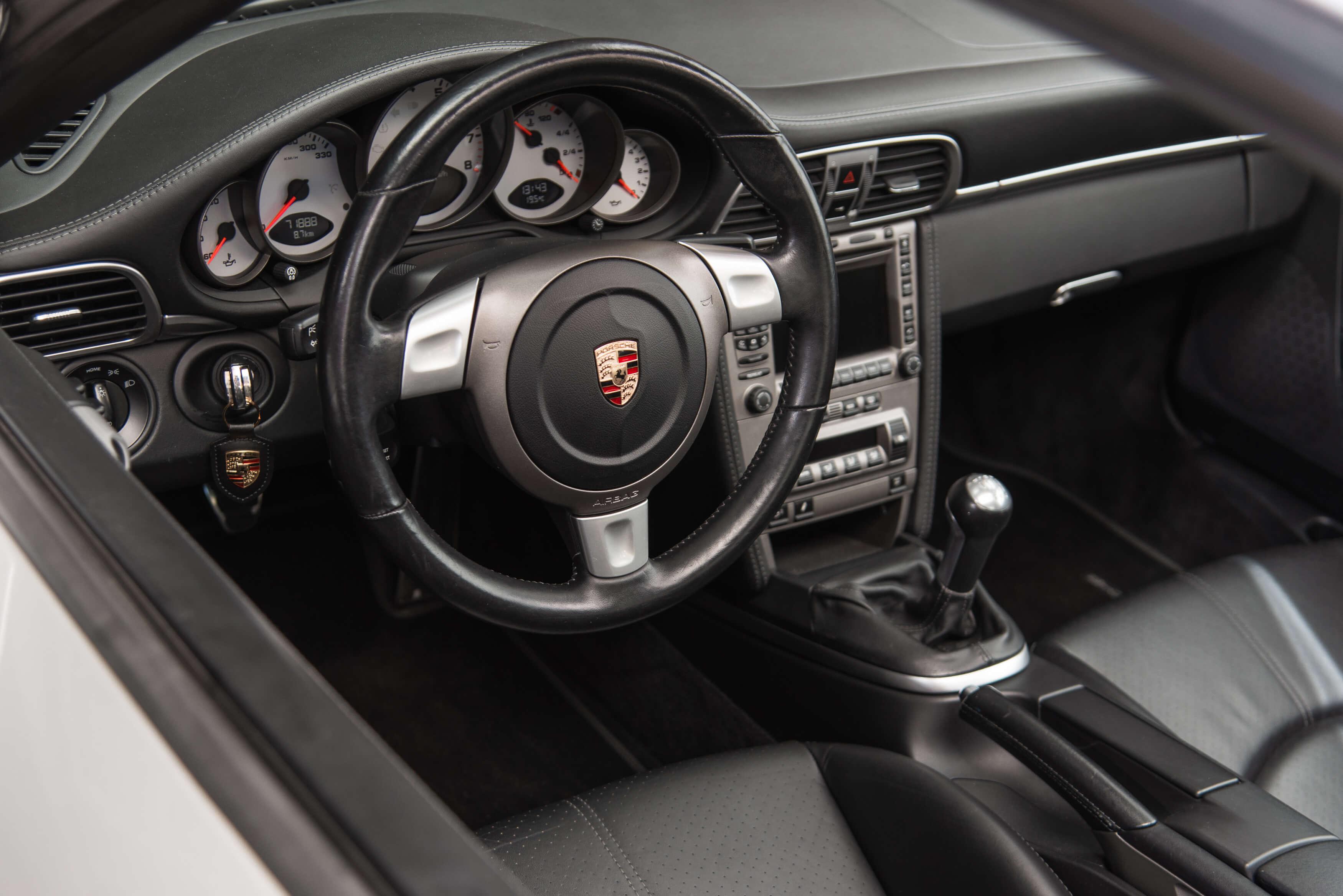Porsche 997 Carrera S handgeschakeld Car Service Visser gespecialiseerd in Porsche - 21