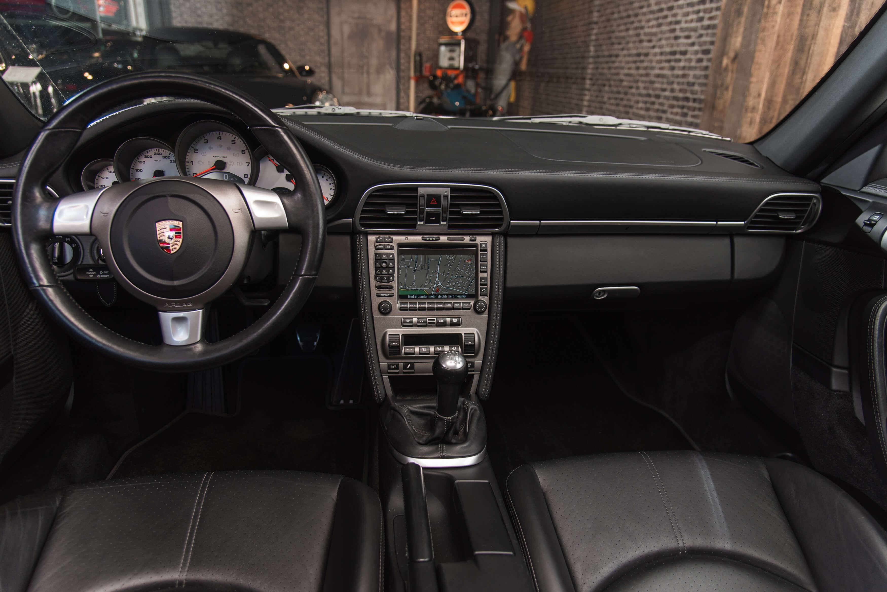 Porsche 997 Carrera S handgeschakeld Car Service Visser gespecialiseerd in Porsche - 22