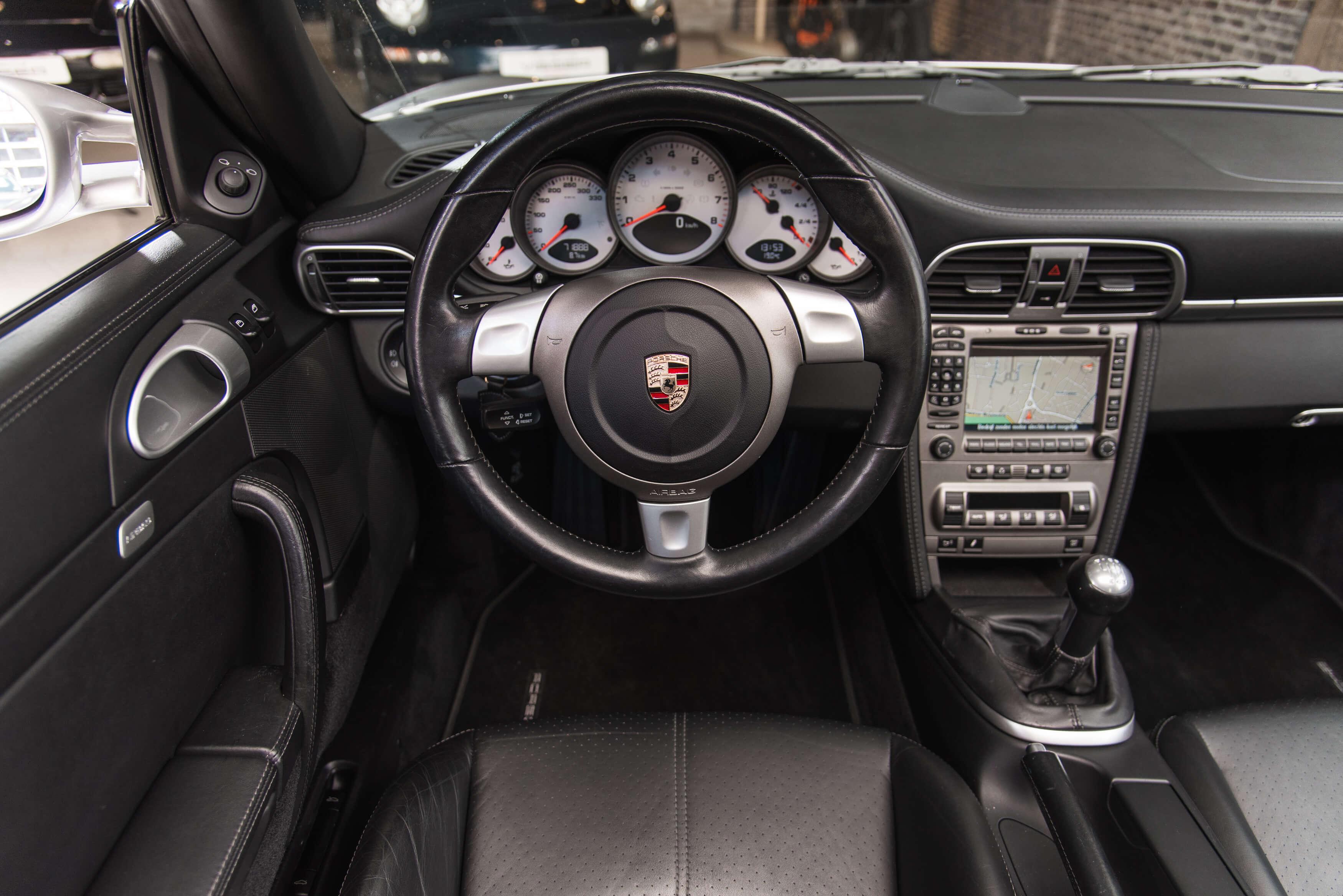 Porsche 997 Carrera S handgeschakeld Car Service Visser gespecialiseerd in Porsche - 23
