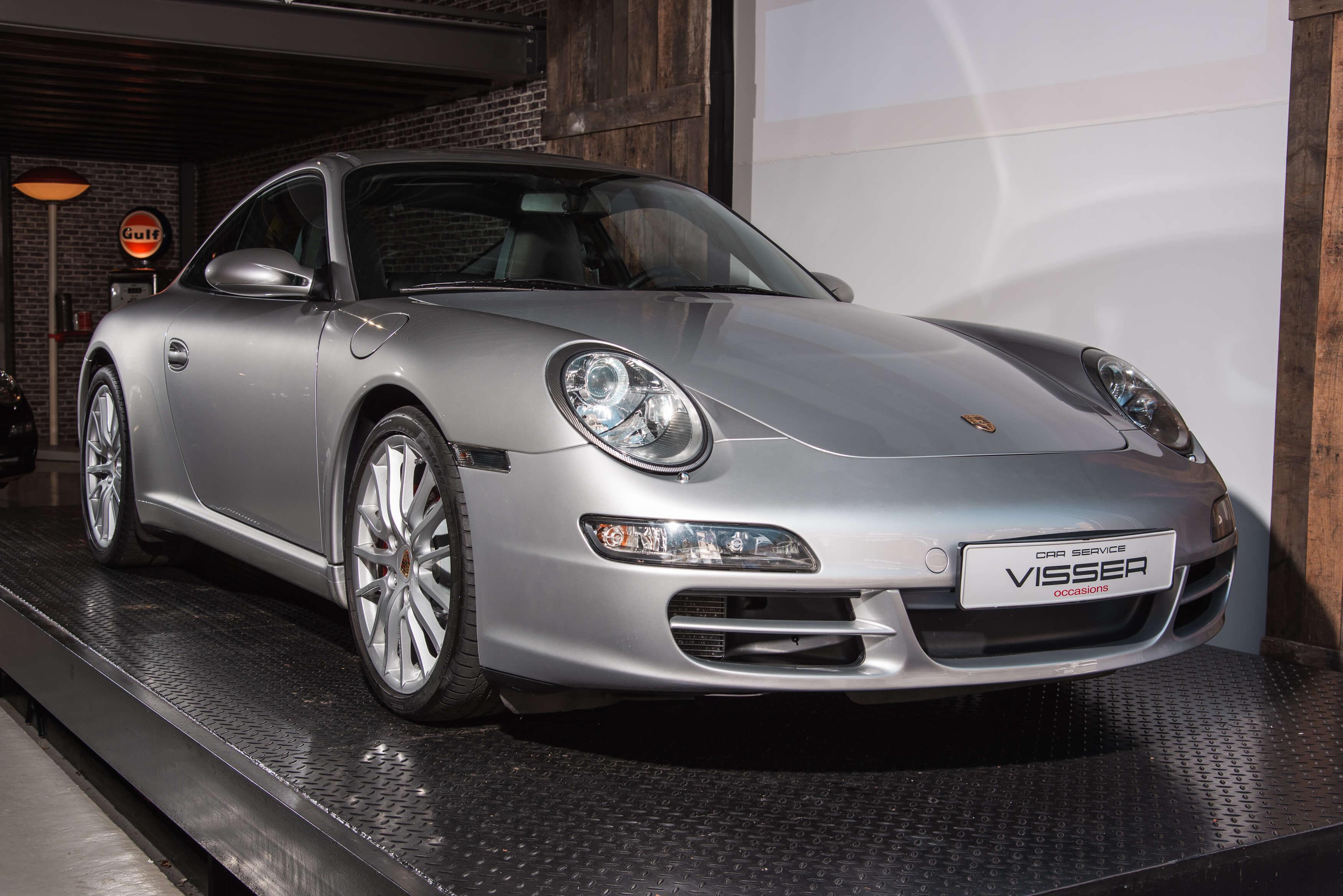 Porsche 997 Carrera S handgeschakeld Car Service Visser gespecialiseerd in Porsche - 7
