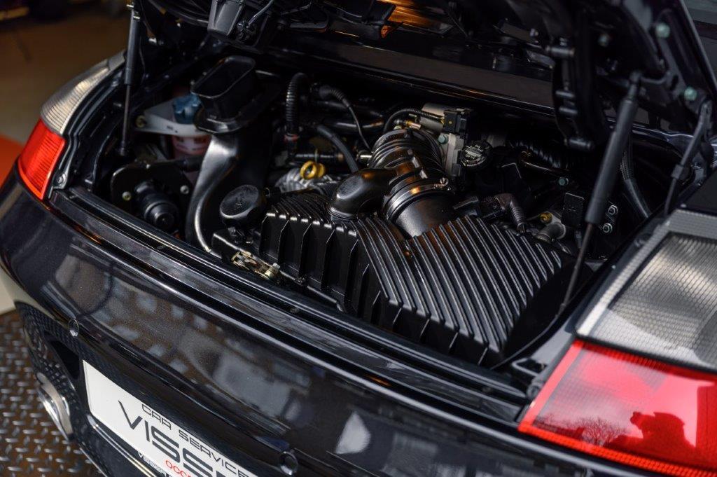 Porsche 996 4S automaat Car Service Visser Gespecialiseerd in Porsche - 13