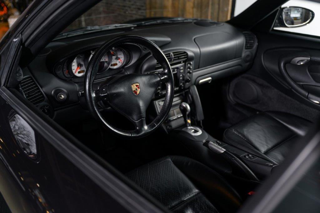 Porsche 996 4S automaat Car Service Visser Gespecialiseerd in Porsche - 14