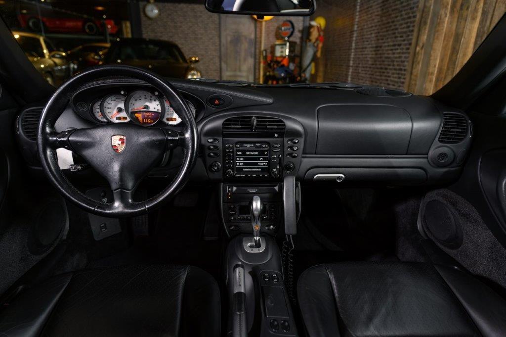 Porsche 996 4S automaat Car Service Visser Gespecialiseerd in Porsche - 20