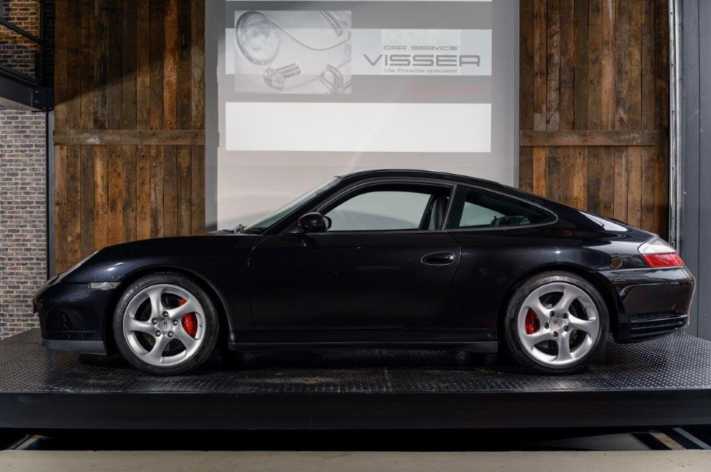 Porsche 996 4S automaat Car Service Visser Gespecialiseerd in Porsche - 3