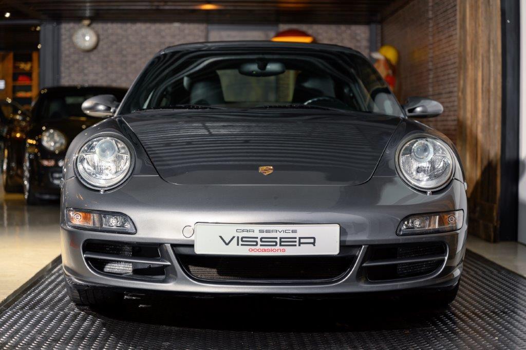 Porsche 997 4S automaat Car Service Visser Gespecialiseerd in Porsche - 1
