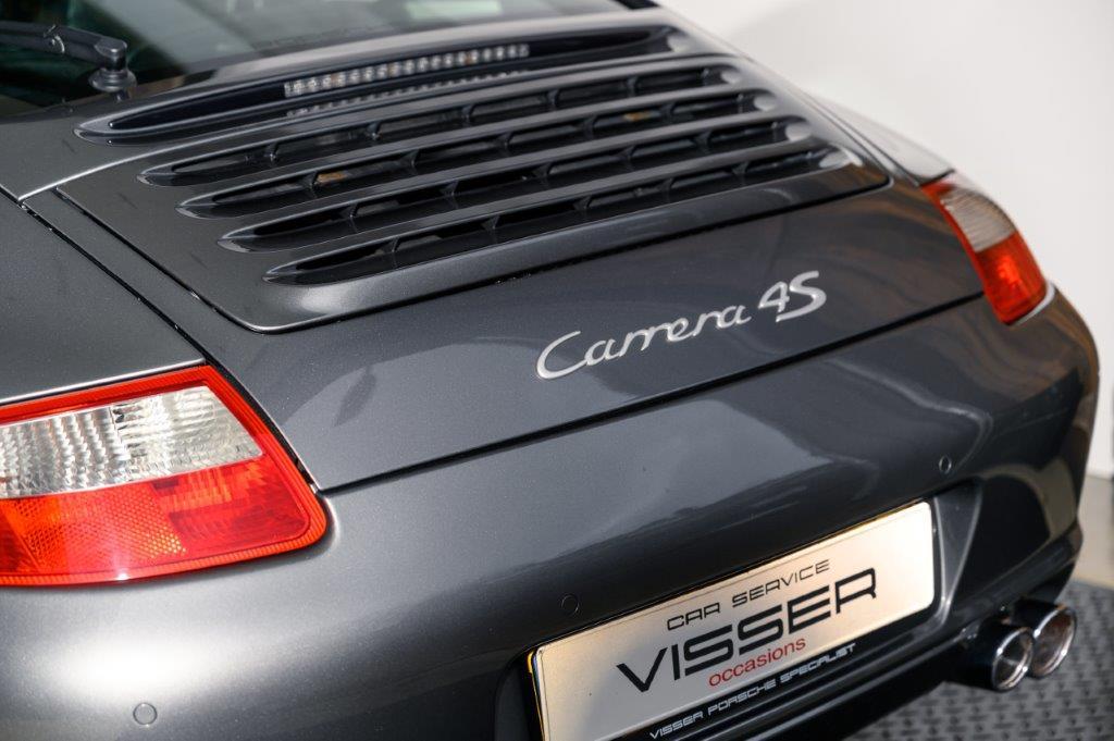Porsche 997 4S automaat Car Service Visser Gespecialiseerd in Porsche - 11