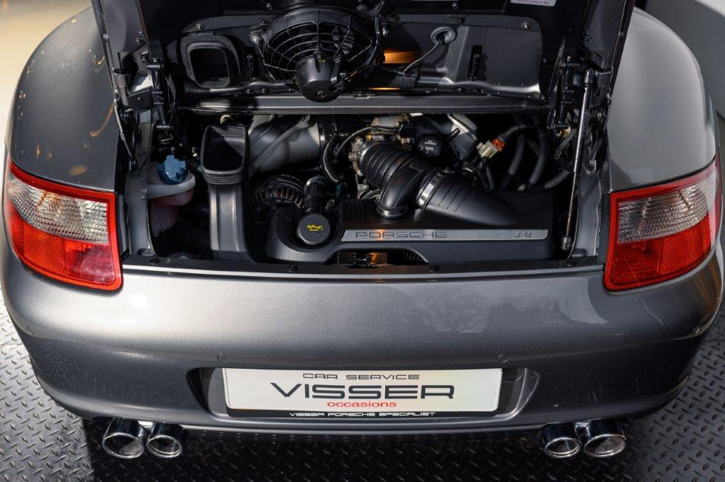 Porsche 997 4S automaat Car Service Visser Gespecialiseerd in Porsche - 14