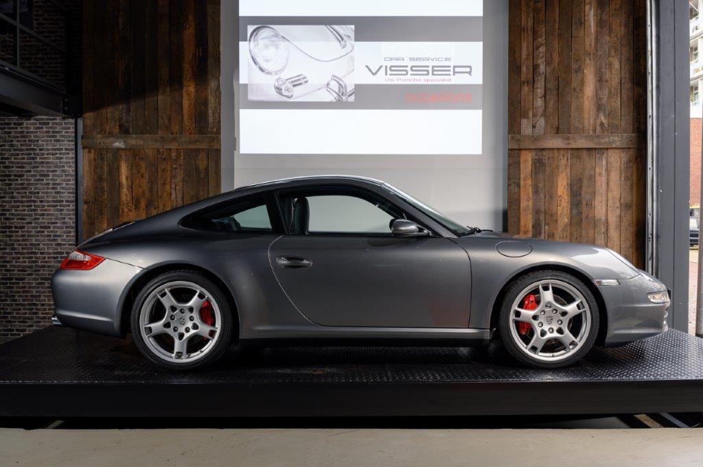 Porsche 997 4S automaat Car Service Visser Gespecialiseerd in Porsche - 2