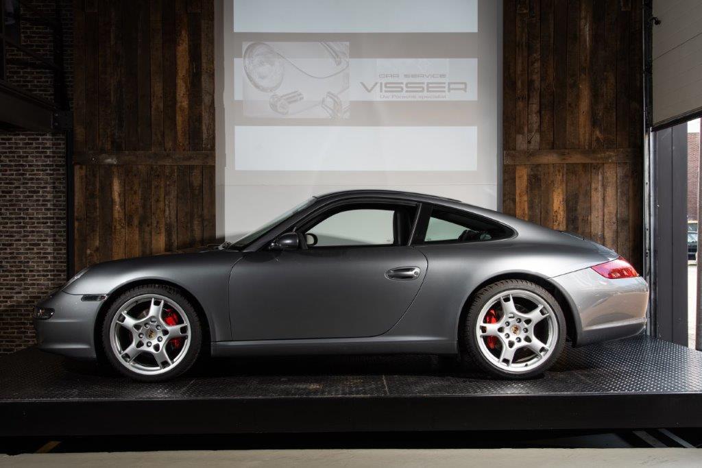 Porsche 997 4S automaat Car Service Visser Gespecialiseerd in Porsche - 3