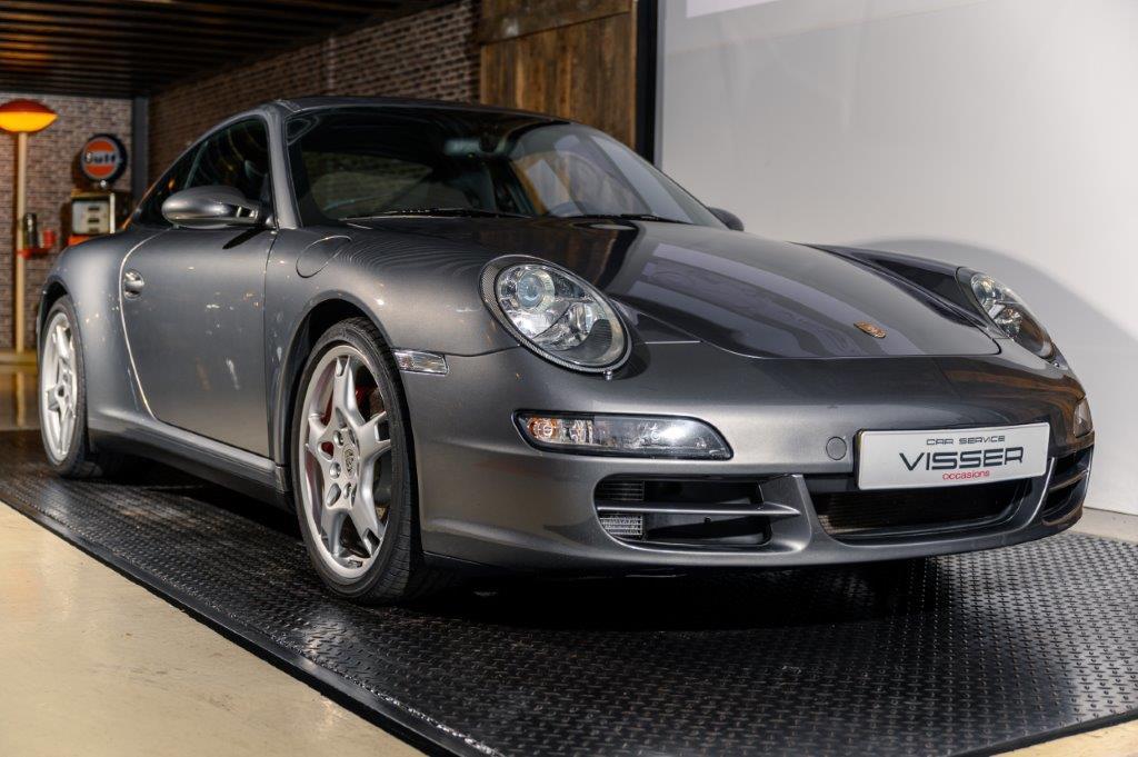Porsche 997 4S automaat Car Service Visser Gespecialiseerd in Porsche - 6