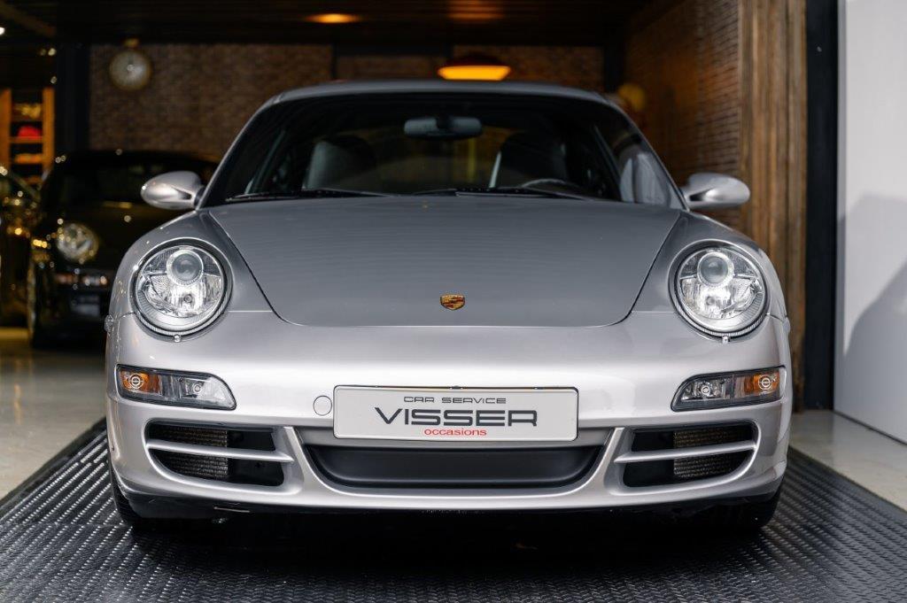 Porsche 997 4S handgeschakeld Car Service Visser Gespecialiseerd in Porsche - 1