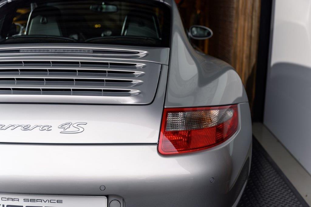 Porsche 997 4S handgeschakeld Car Service Visser Gespecialiseerd in Porsche - 10