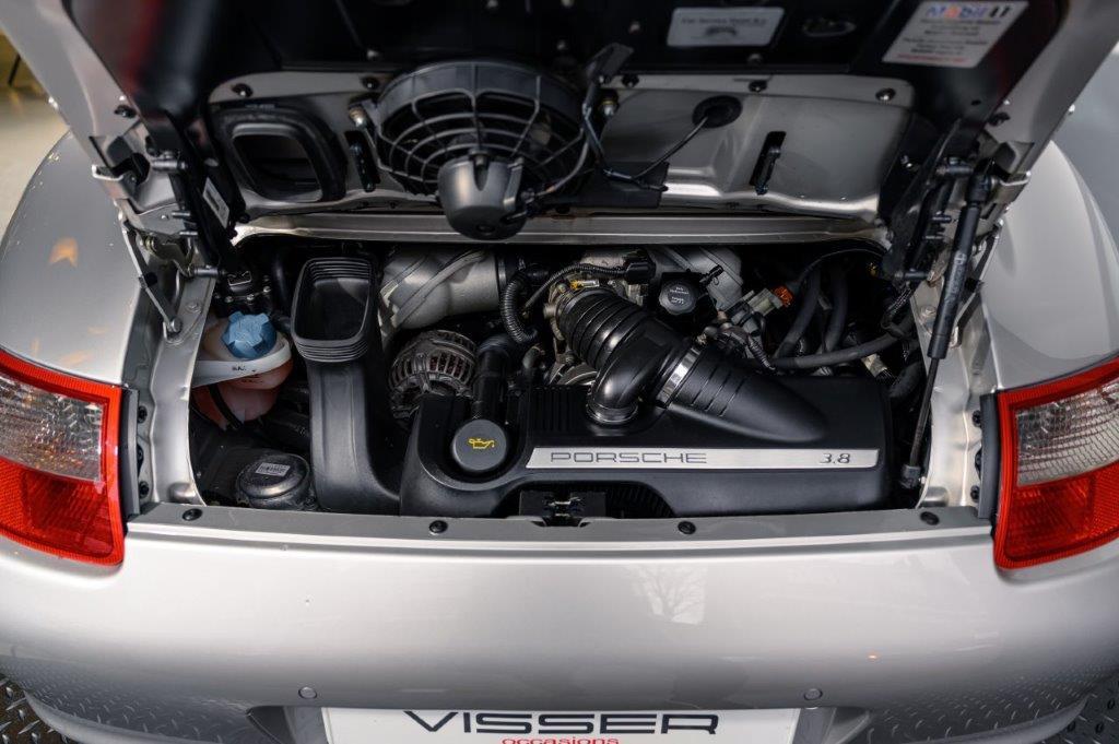 Porsche 997 4S handgeschakeld Car Service Visser Gespecialiseerd in Porsche - 12