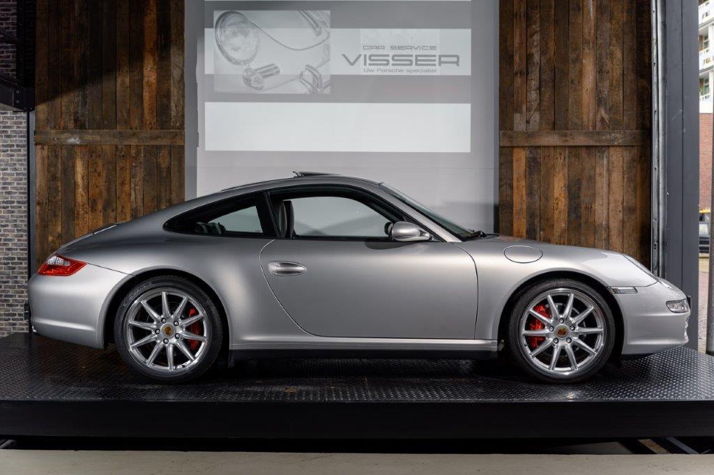 Porsche 997 4S handgeschakeld Car Service Visser Gespecialiseerd in Porsche - 2