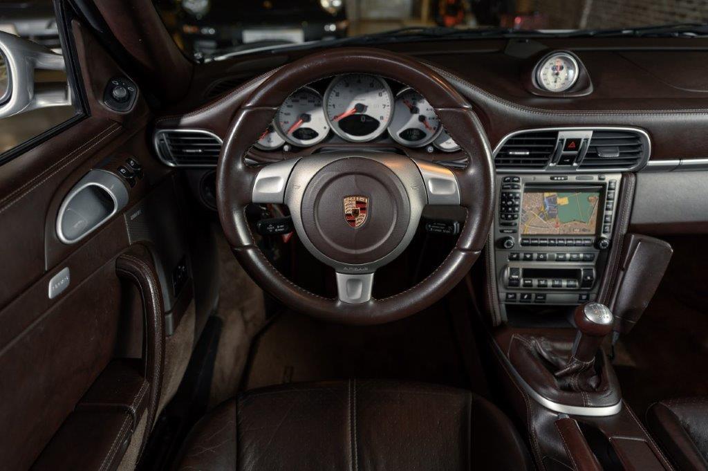 Porsche 997 4S handgeschakeld Car Service Visser Gespecialiseerd in Porsche - 22
