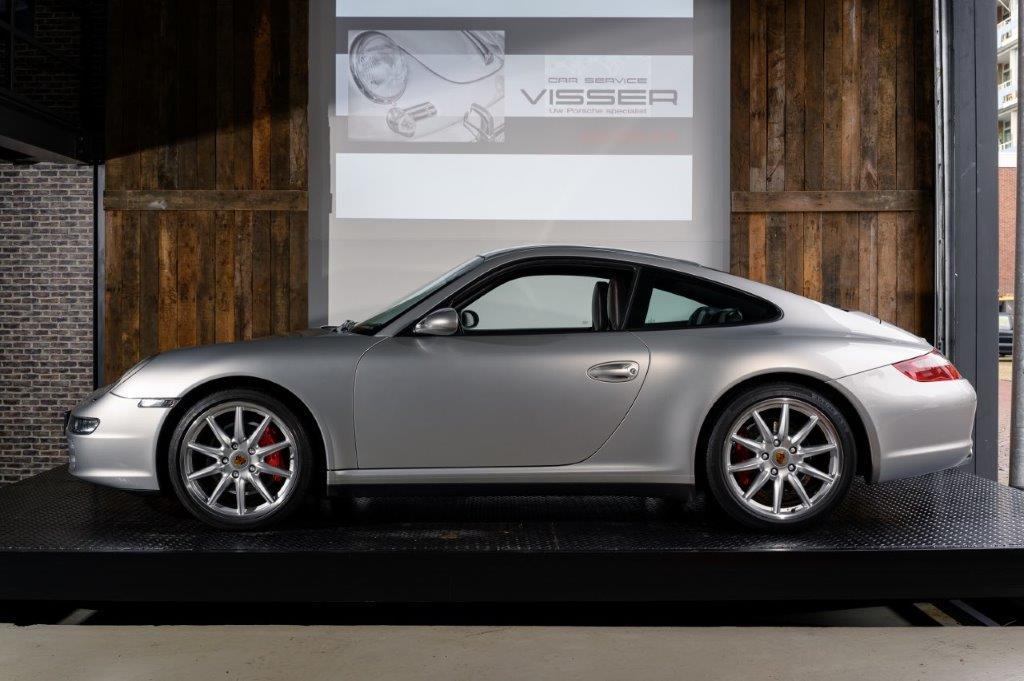 Porsche 997 4S handgeschakeld Car Service Visser Gespecialiseerd in Porsche - 3